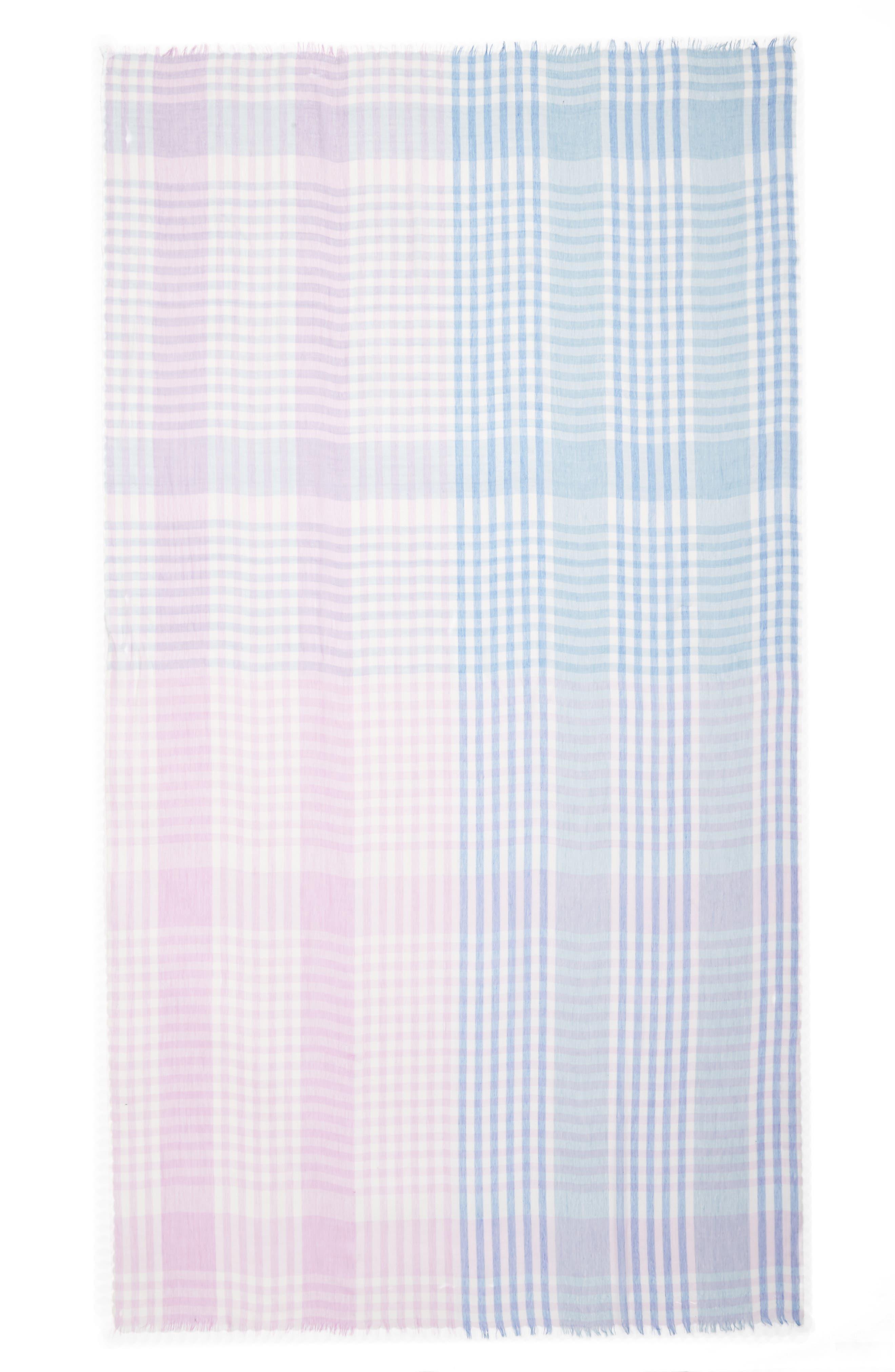 Yarn Dyed Stripe Wrap,                             Alternate thumbnail 14, color,