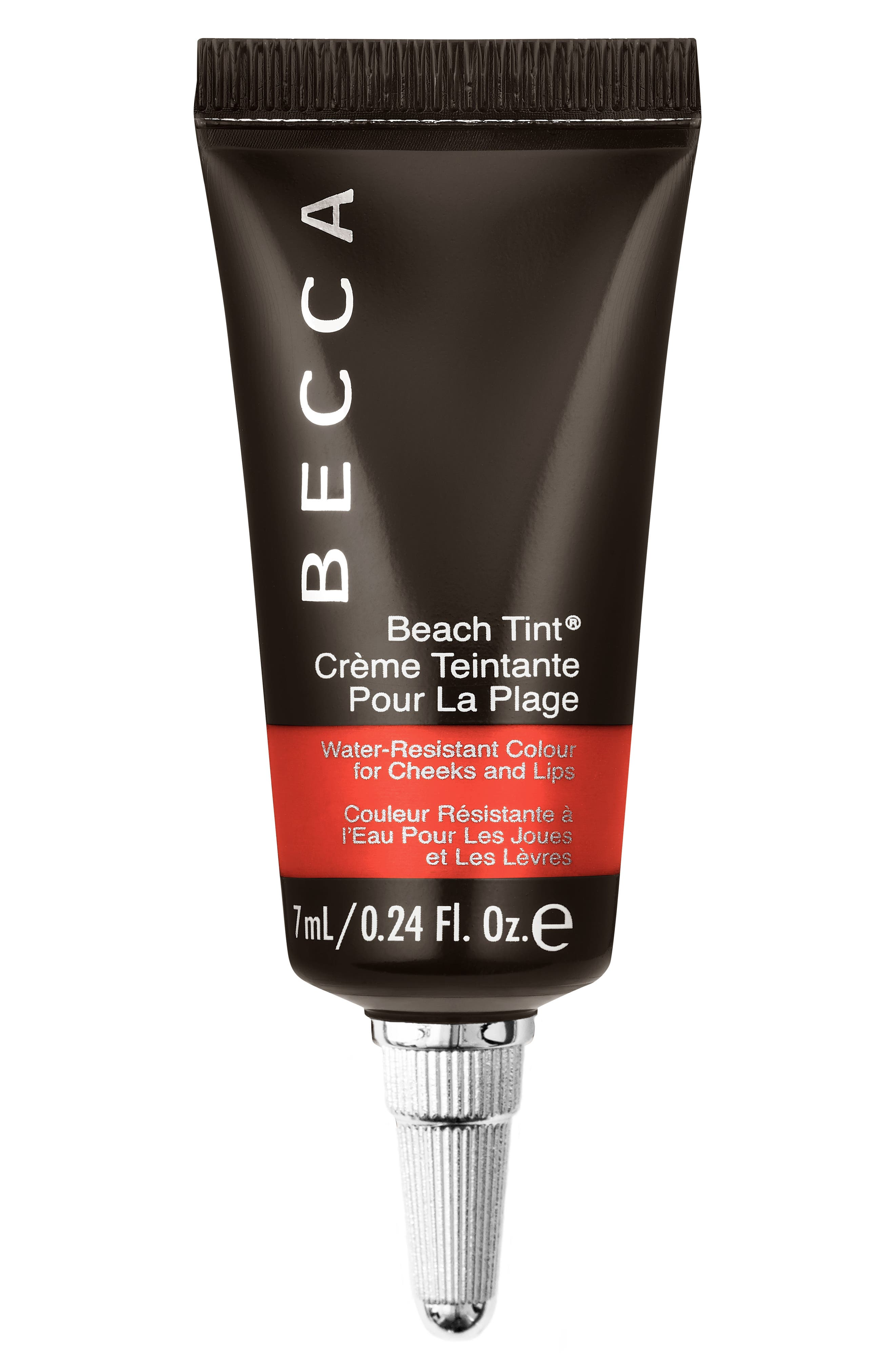 BECCA Beach Tint<sup>®</sup> Water-Resistant Color for Cheeks and Lips,                         Main,                         color, PAPAYA