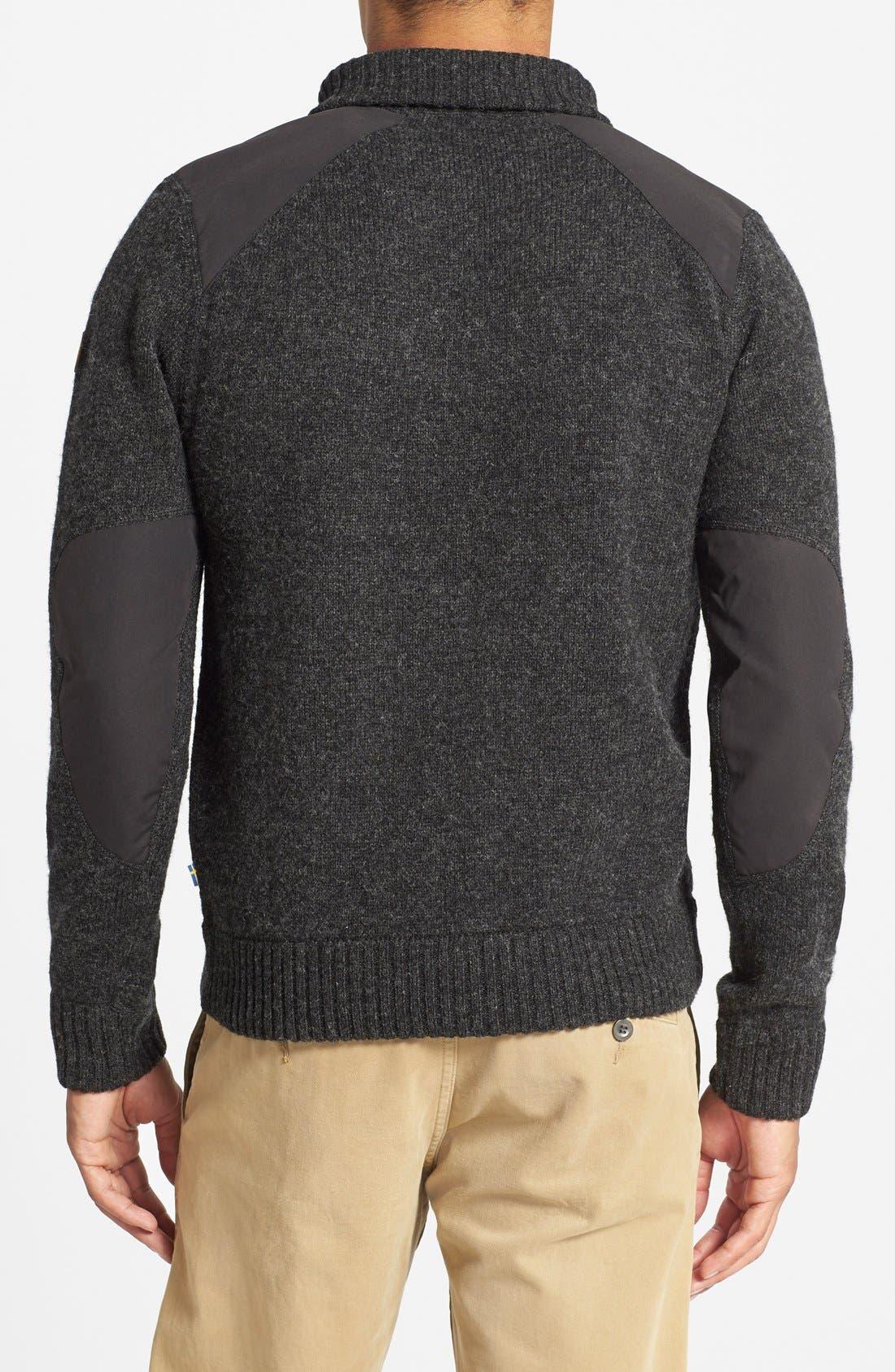 'Koster' Quarter Zip Sweater,                             Alternate thumbnail 2, color,                             024
