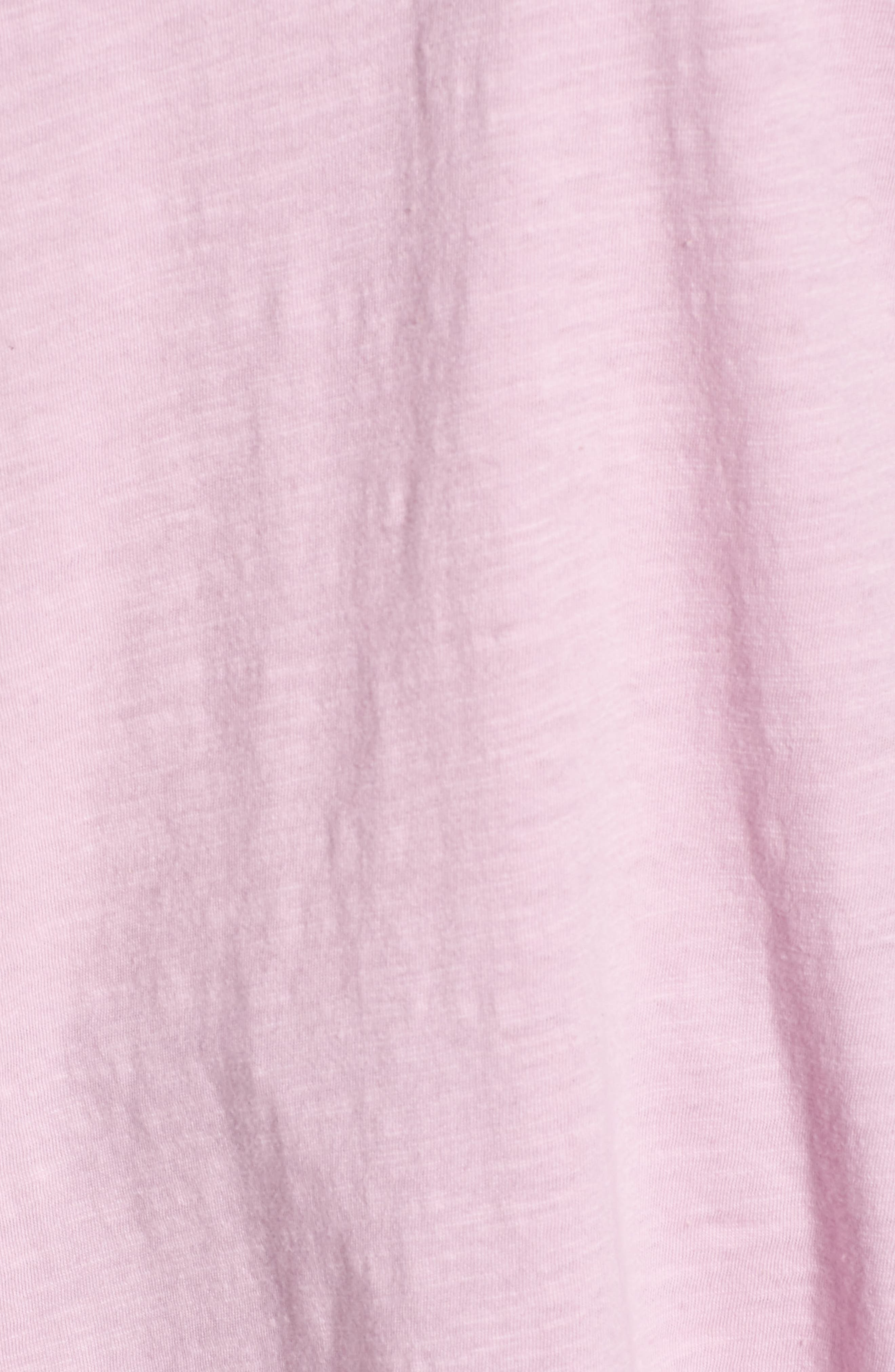 Organic Cotton V-Neck Tee,                             Alternate thumbnail 39, color,