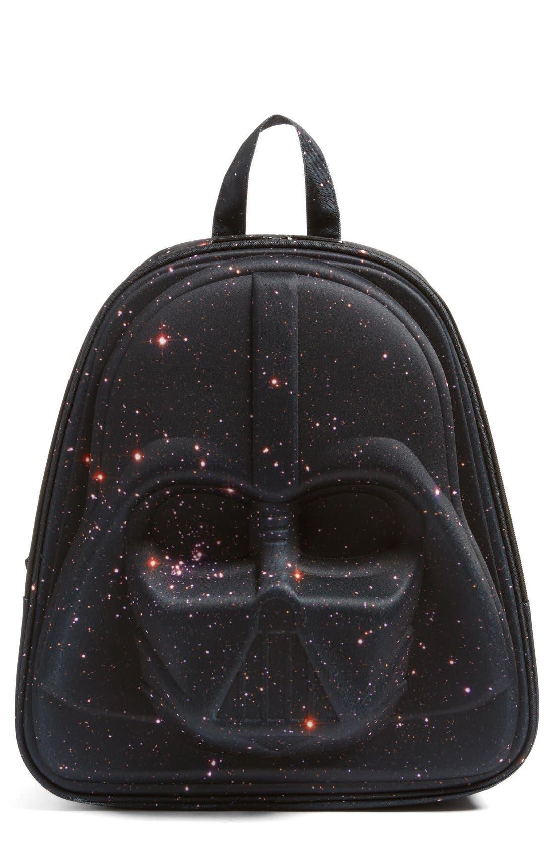 'Star Wars<sup>™</sup> - Darth Vader Galaxy' Backpack, Main, color, 001