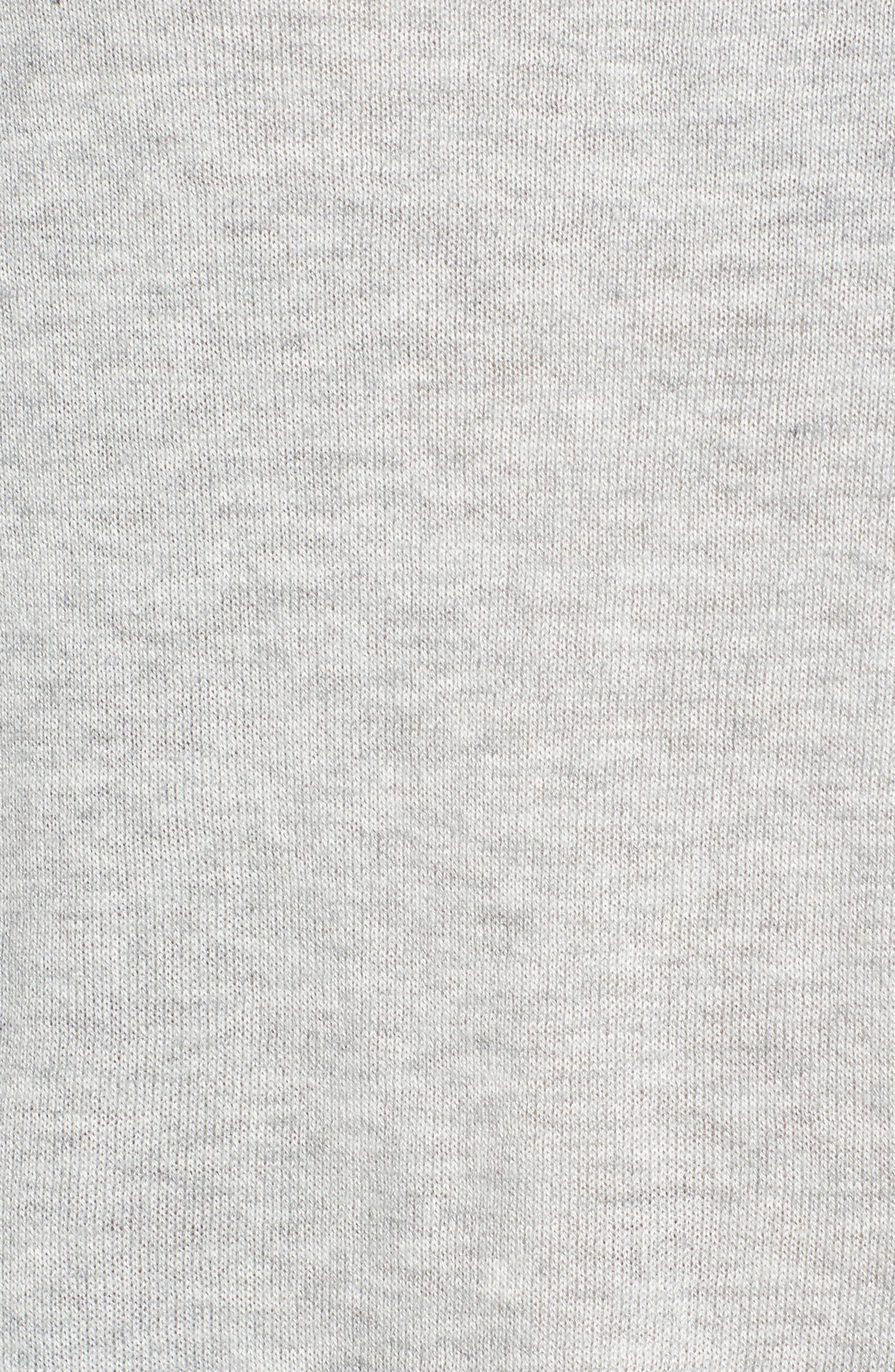 Convertible Bateau Neck Sweater,                             Alternate thumbnail 17, color,