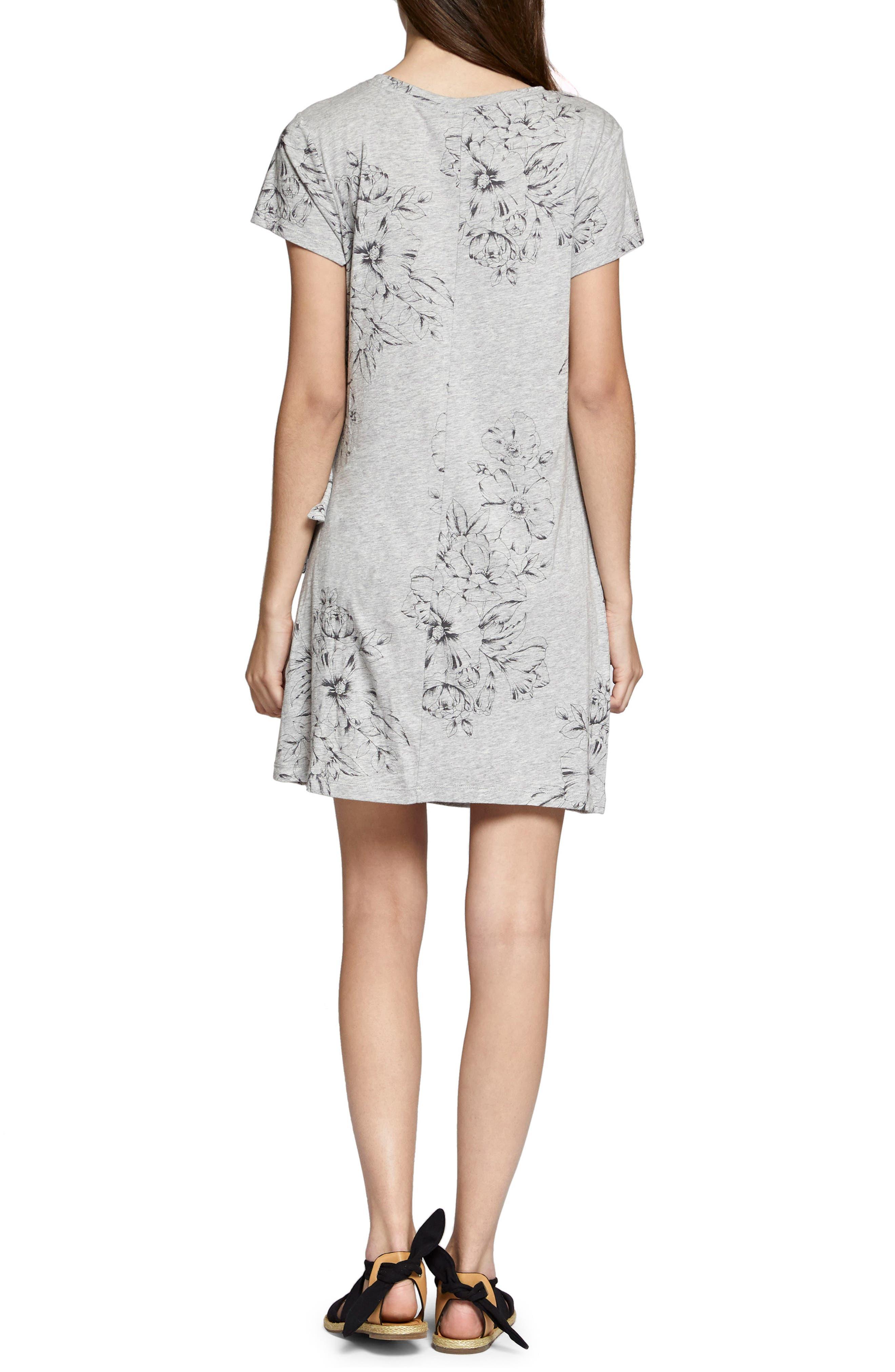 Wrapsody Dress,                             Alternate thumbnail 5, color,