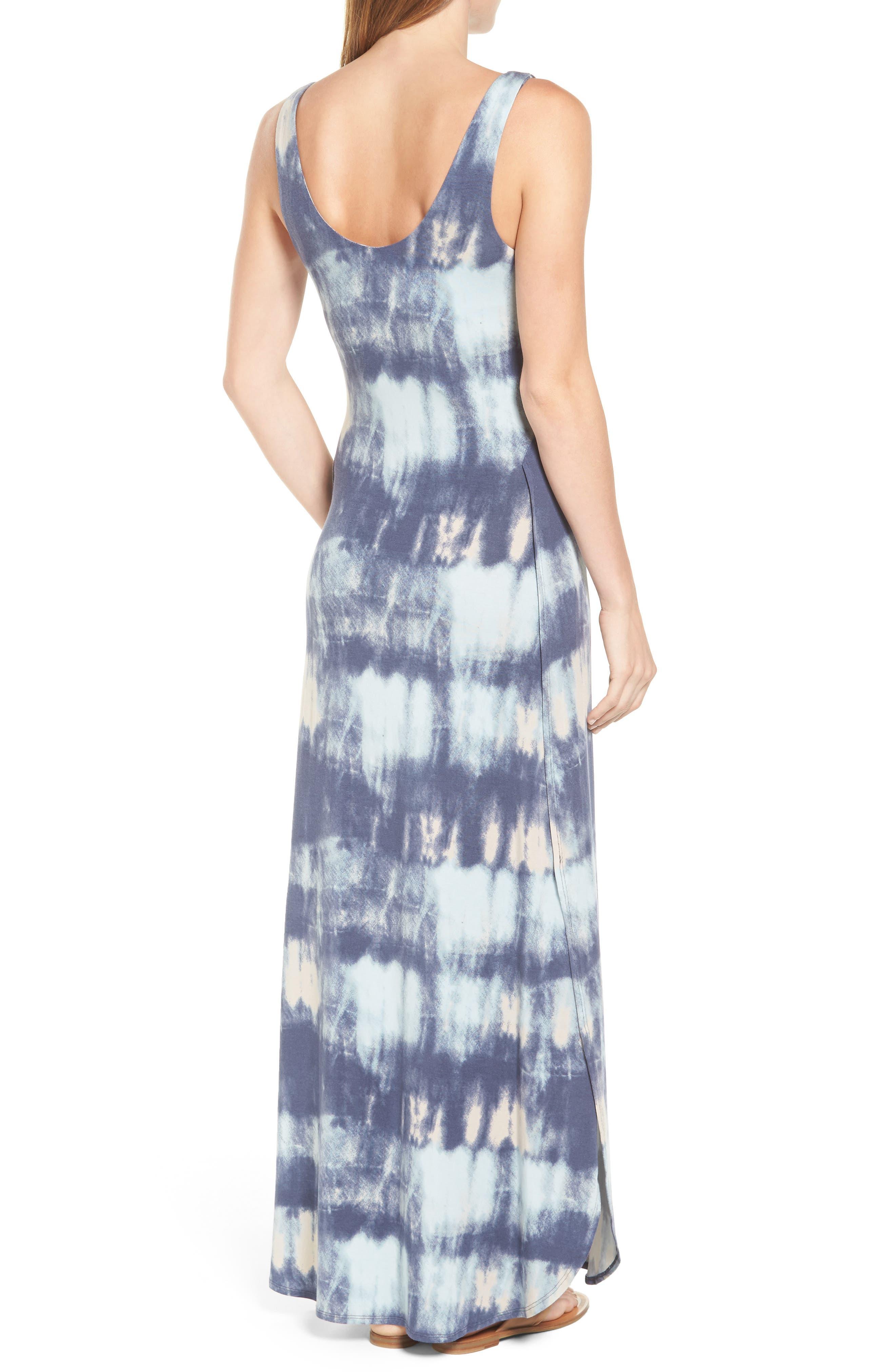 Jack Maxi Dress,                             Alternate thumbnail 3, color,