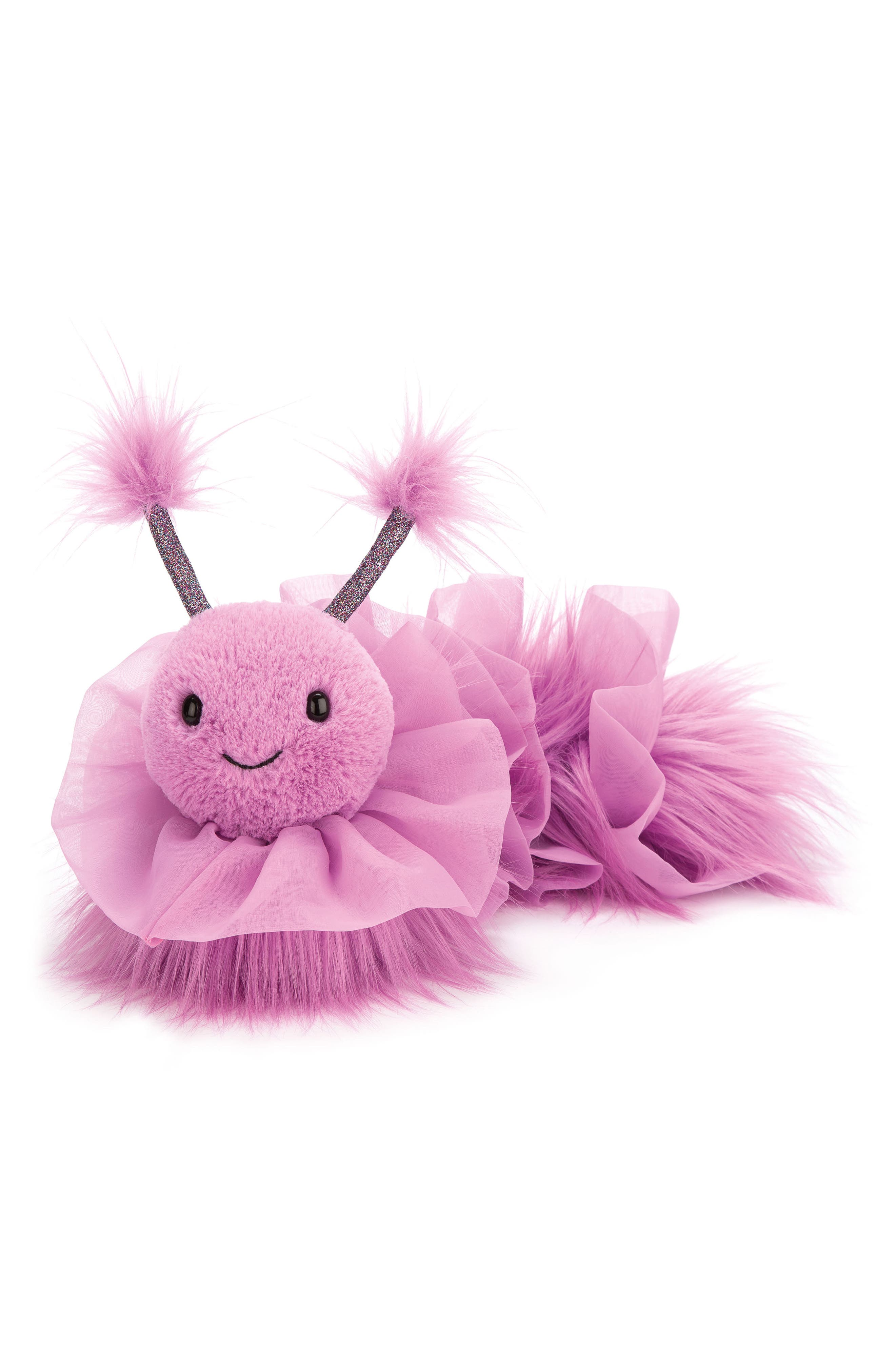 Lady Shimma-Pila Stuffed Animal,                         Main,                         color, PINK