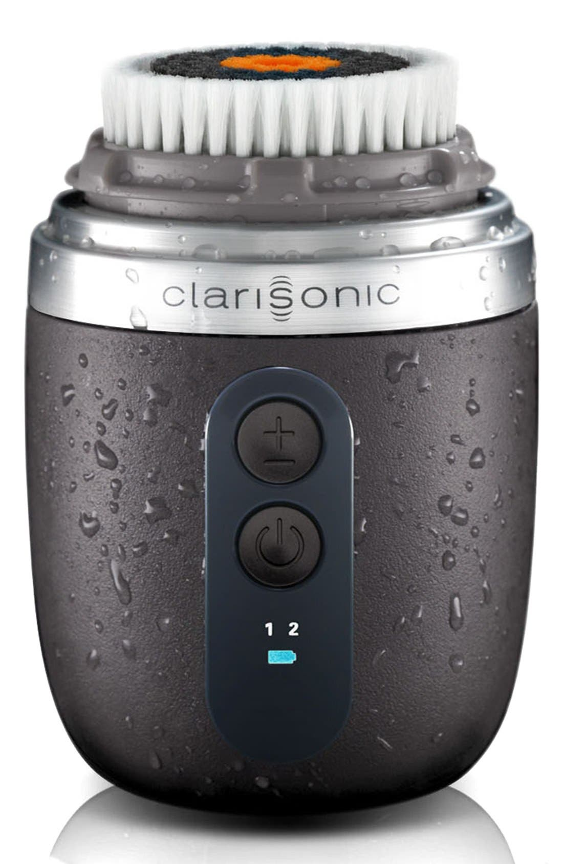 Alpha Fit Sonic Cleansing System for Men,                             Alternate thumbnail 4, color,                             000