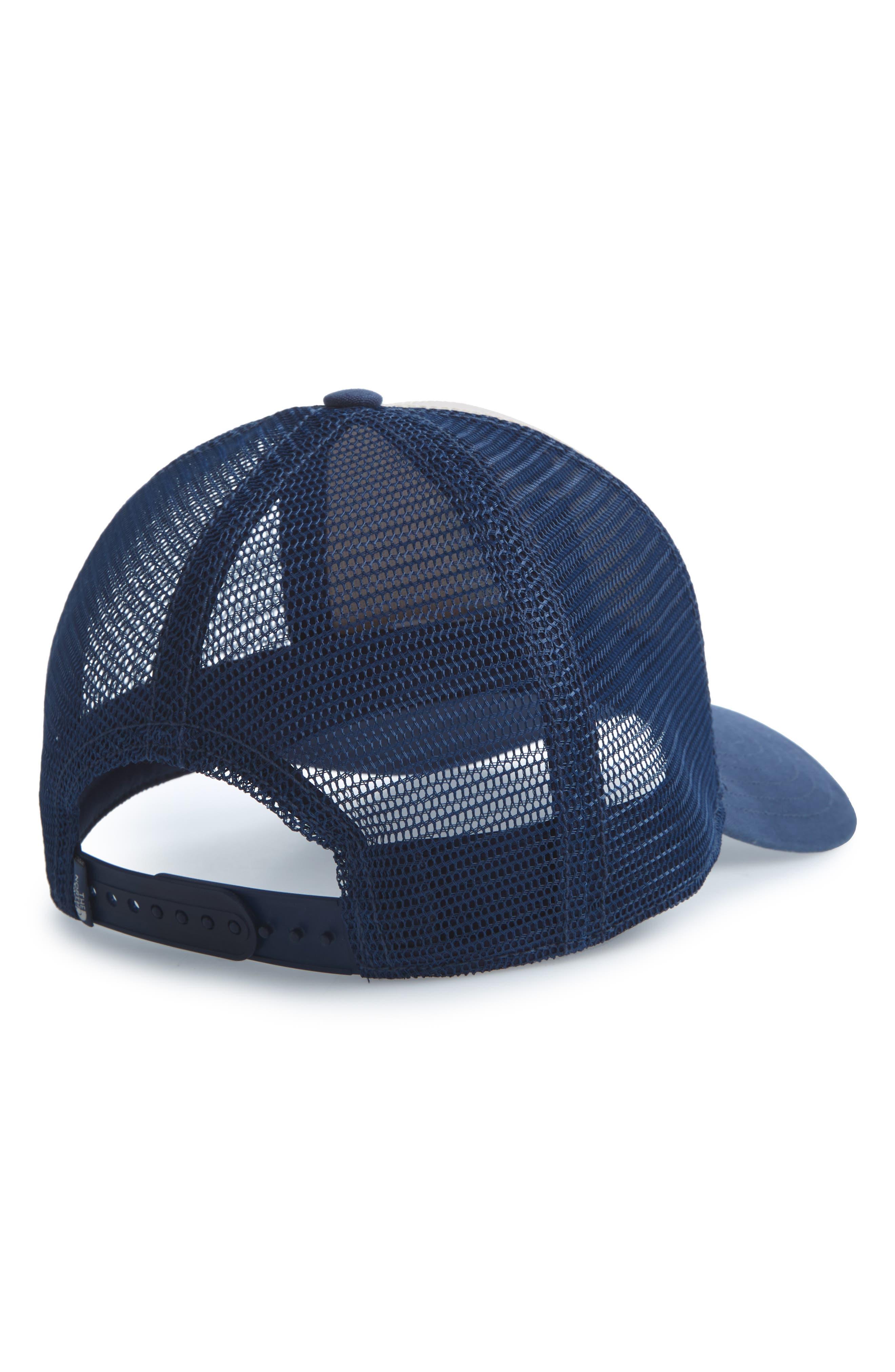 Mudder Trucker Hat,                             Alternate thumbnail 2, color,                             BEIGE/ BLUE/ GREEN