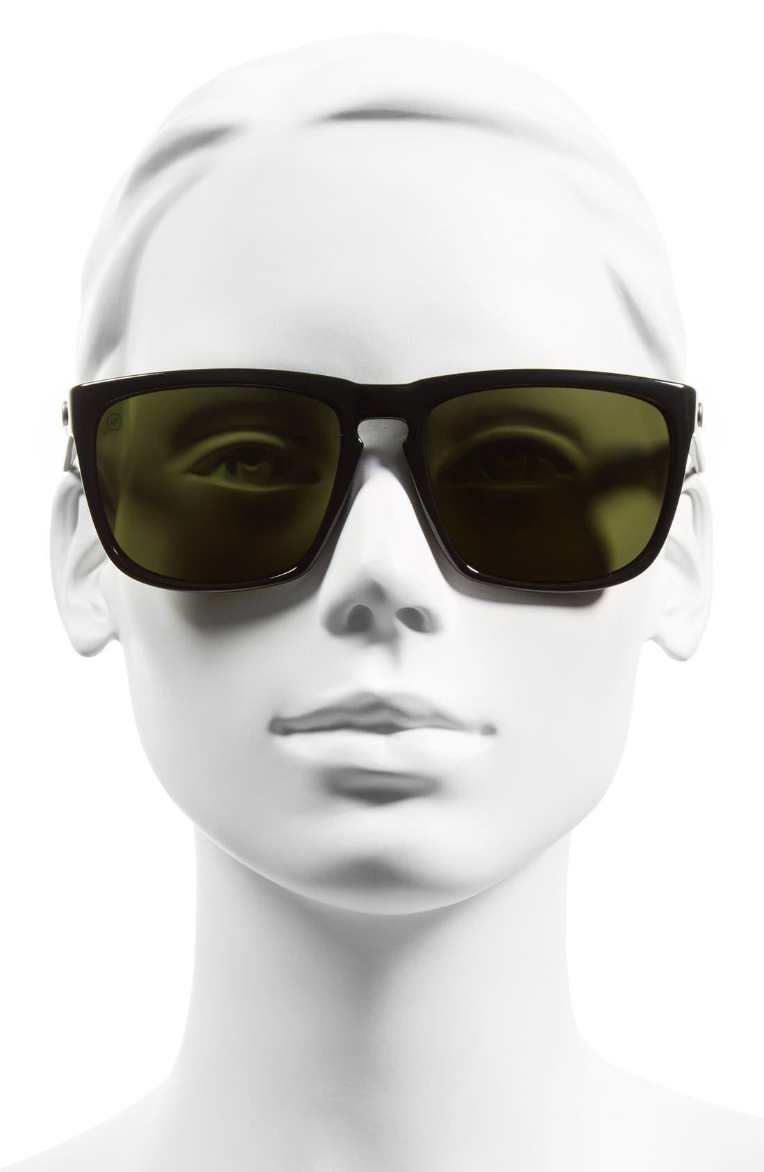 'Knoxville XL' 61mm Sunglasses,                             Alternate thumbnail 8, color,