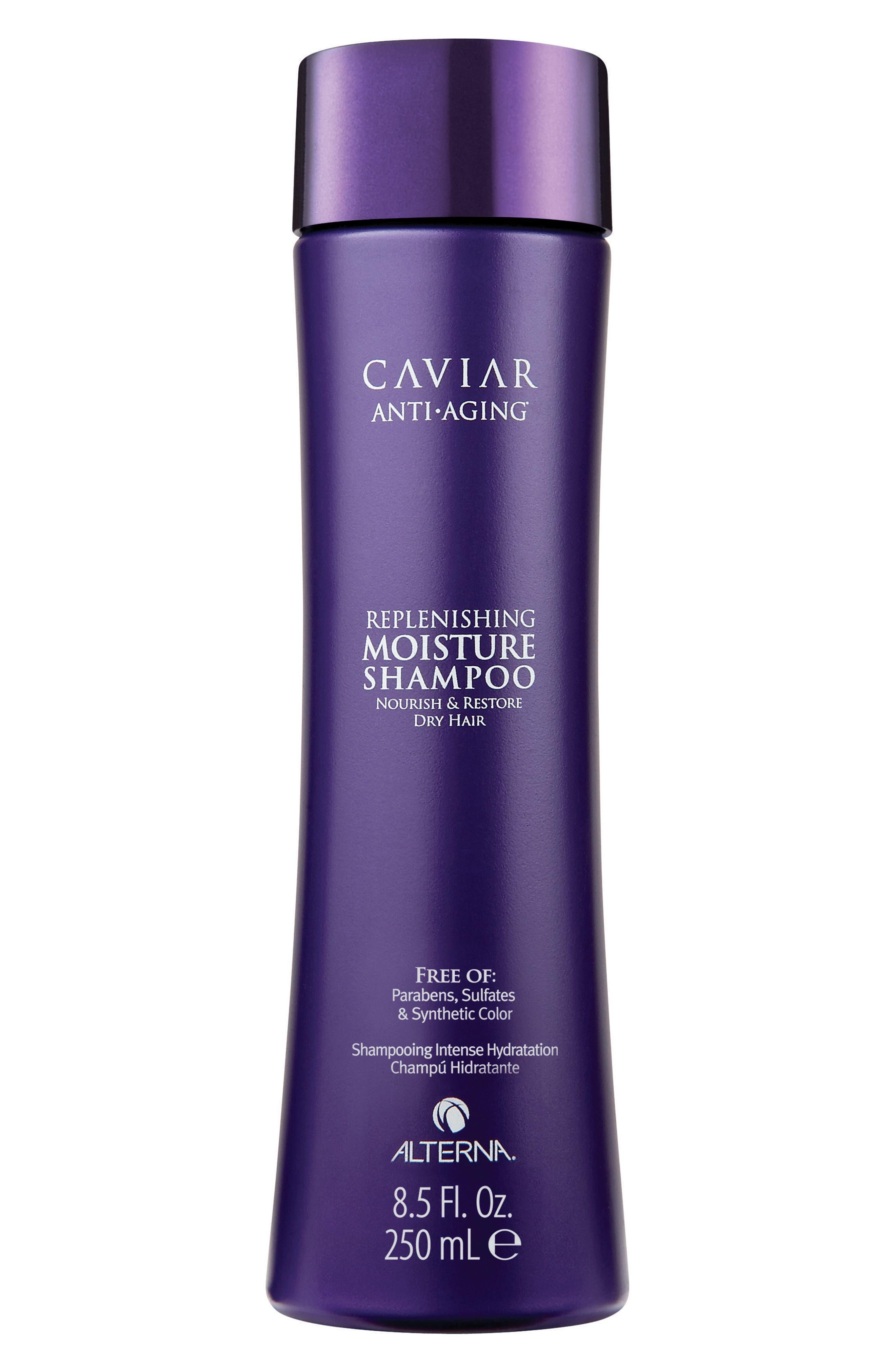 Caviar Anti-Aging Replenishing Moisture Shampoo,                             Main thumbnail 1, color,                             000