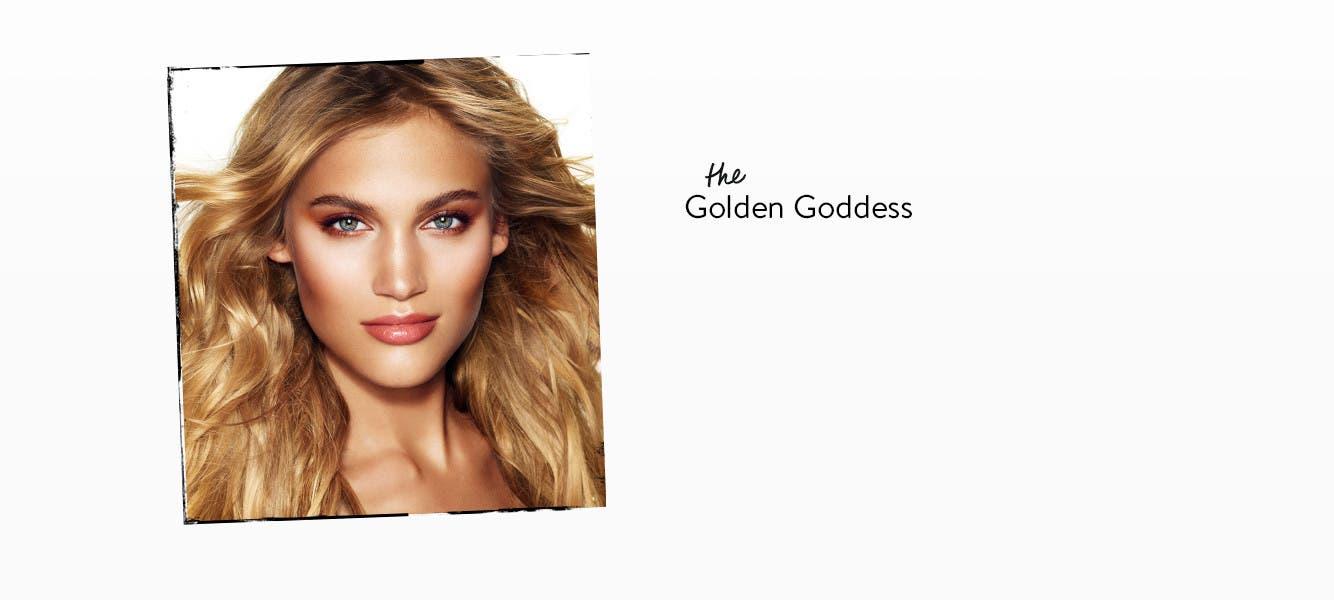 Charlotte Tilbury Golden Goddess Collection.