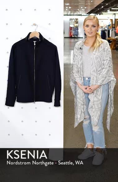 Westport Crown Wool & Cashmere Jacket, sales video thumbnail
