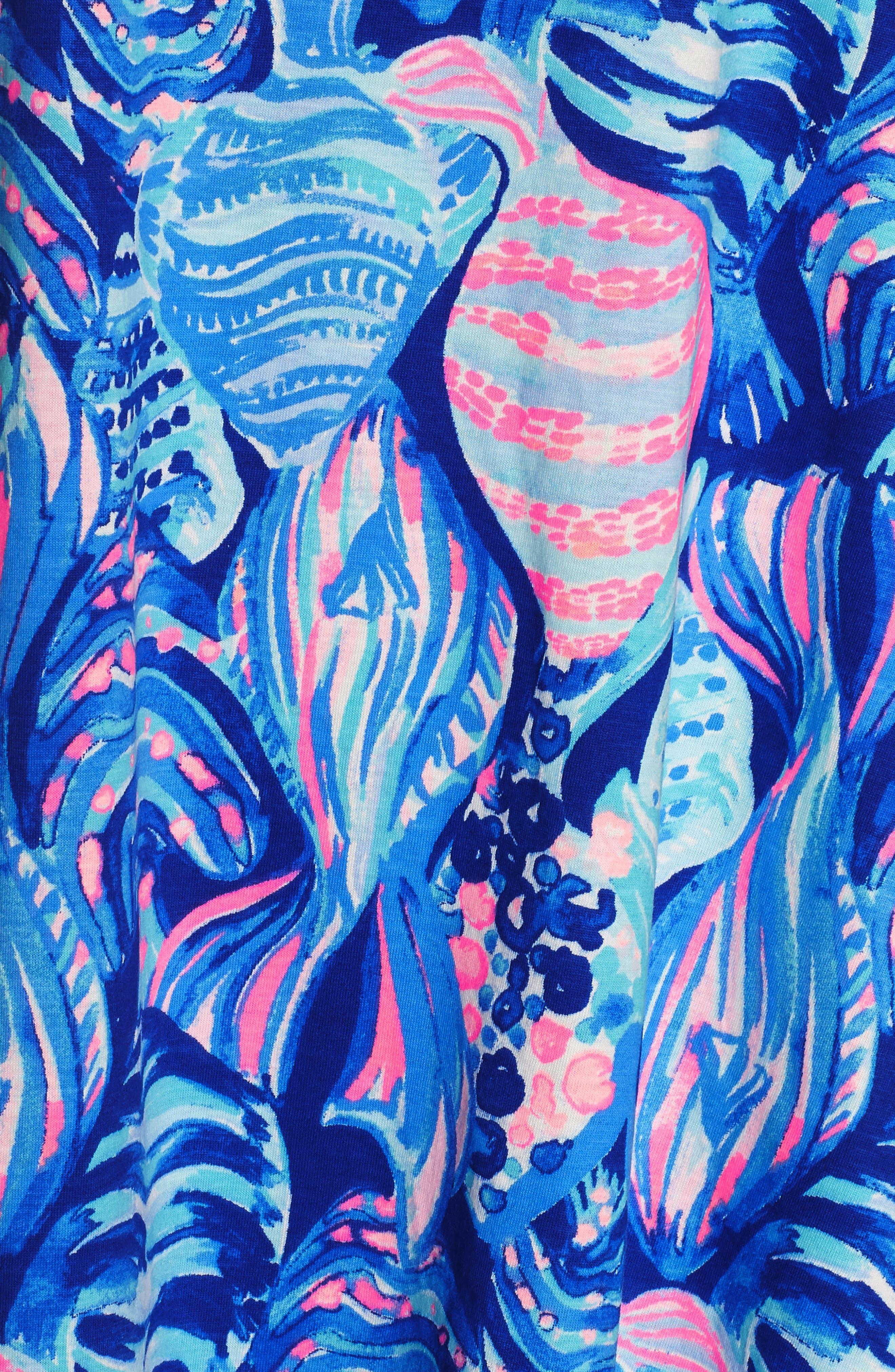 Kristen Shift Dress,                             Alternate thumbnail 6, color,                             403