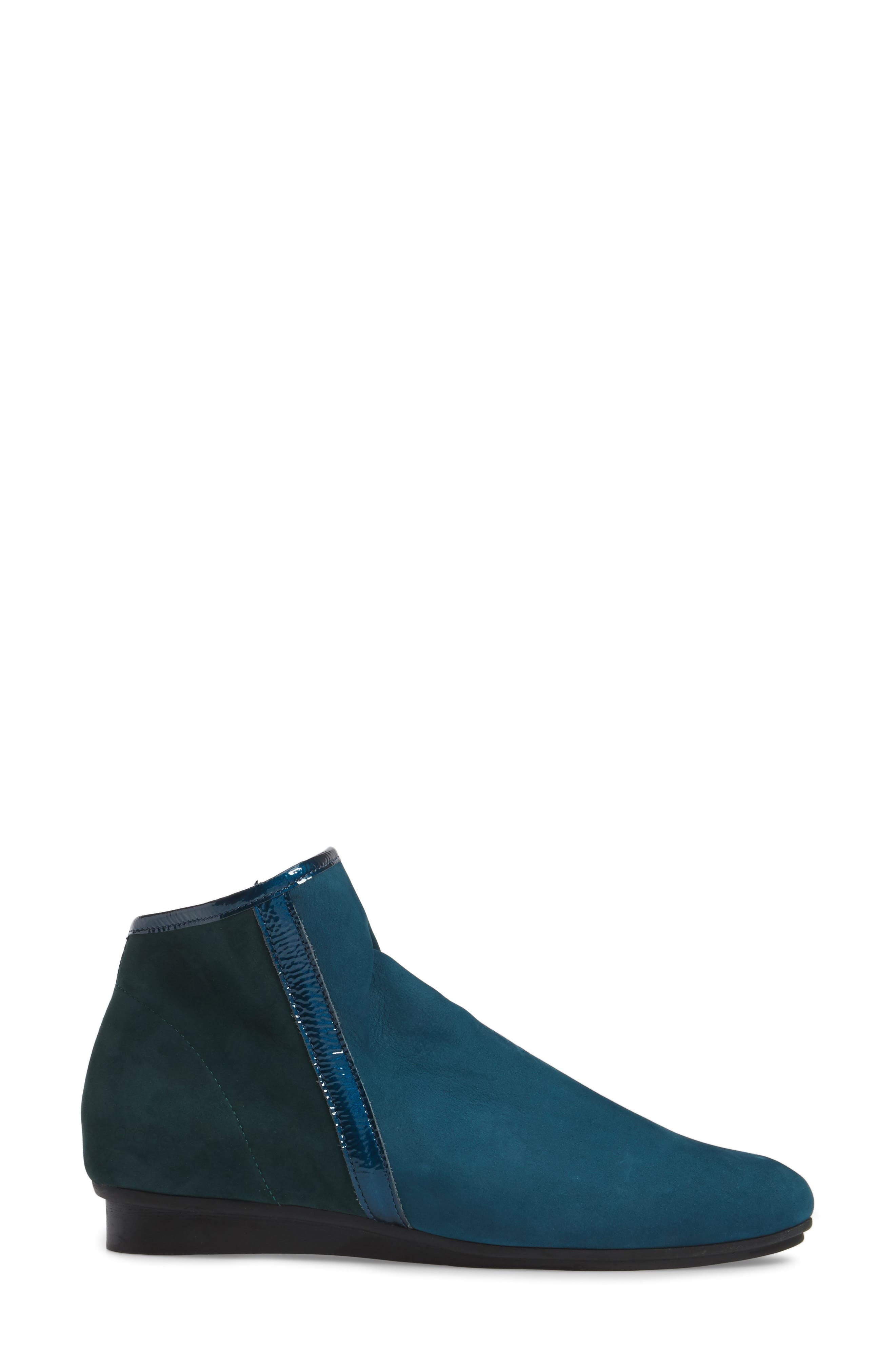 Ninote Bootie,                             Alternate thumbnail 8, color,