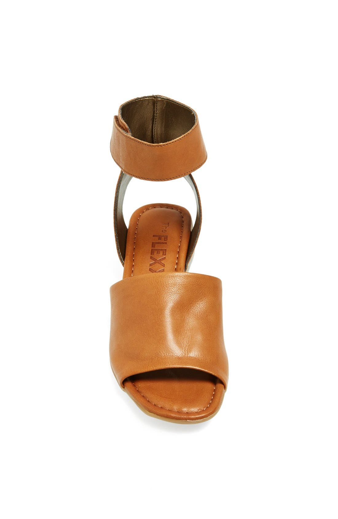 'Beglad' Leather Ankle Strap Sandal,                             Alternate thumbnail 42, color,