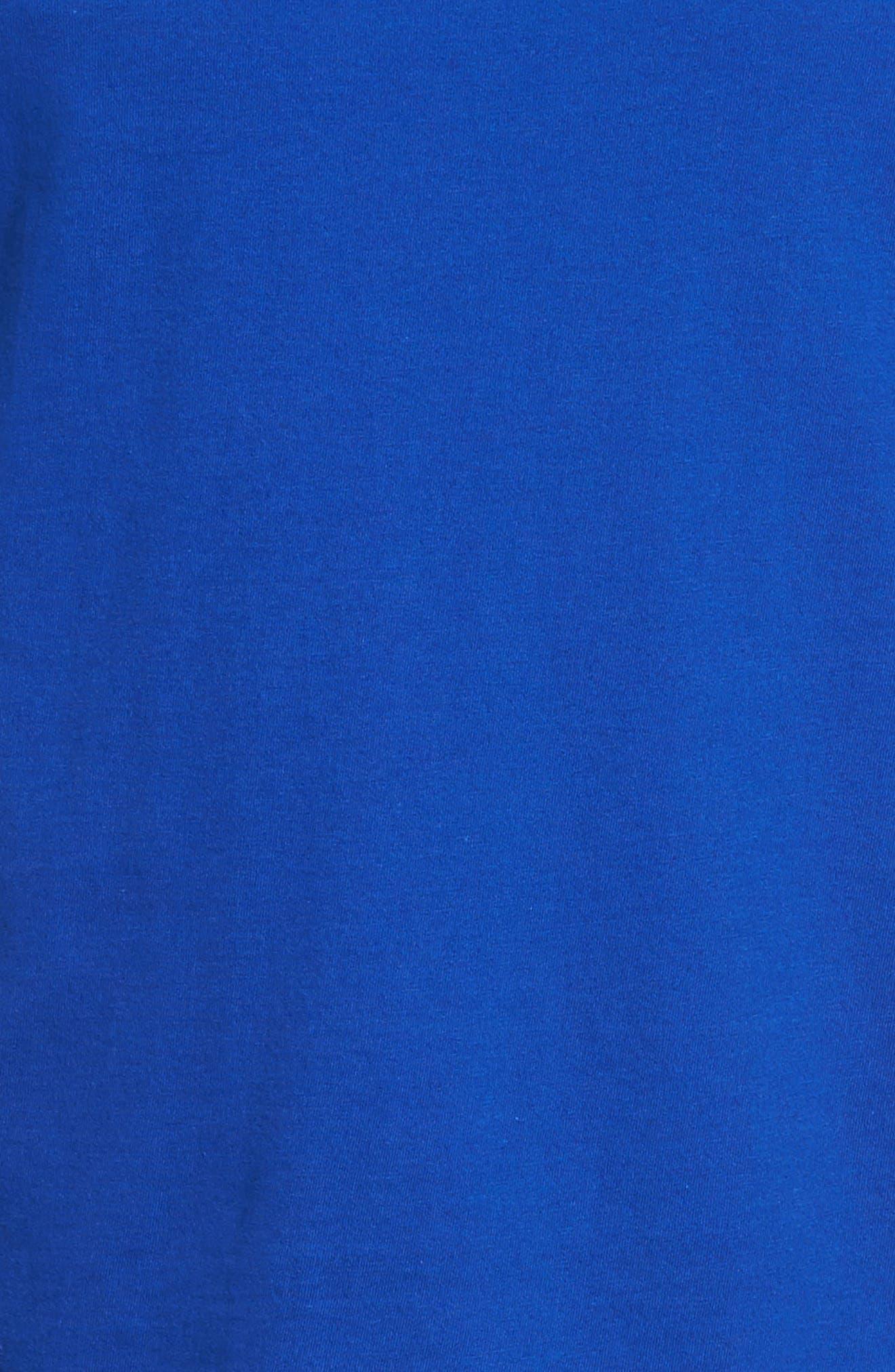 3-Pack Crewneck Cotton T-Shirts,                             Alternate thumbnail 5, color,                             001