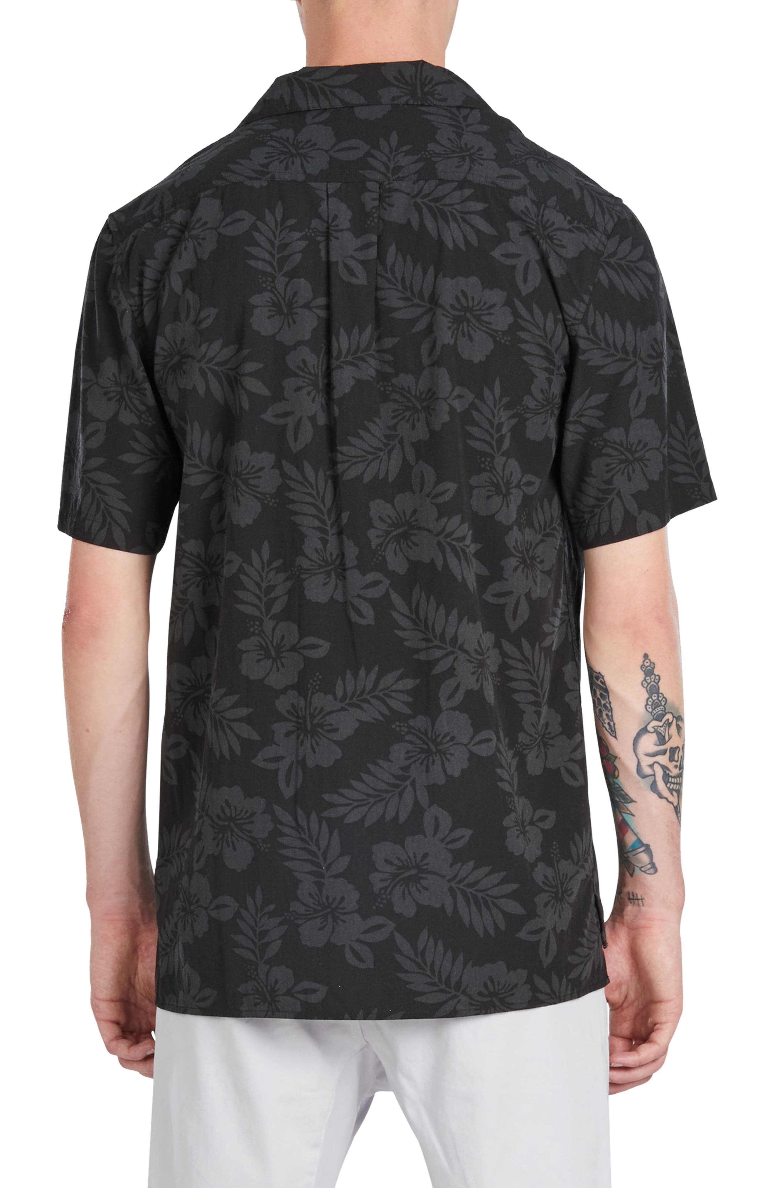 Camper Box Shirt,                             Alternate thumbnail 2, color,                             001