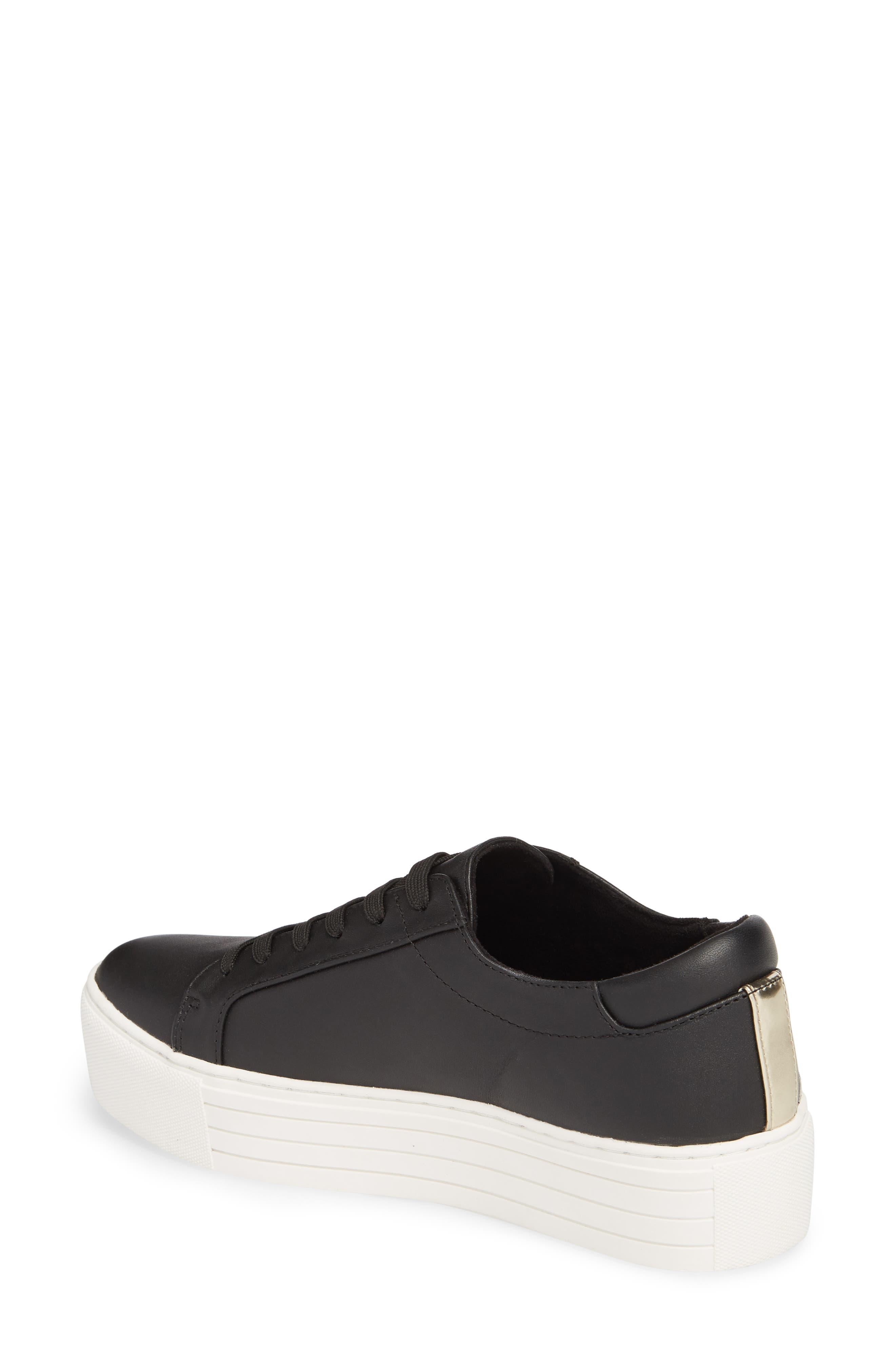 Abbey Platform Sneaker,                             Alternate thumbnail 2, color,                             002