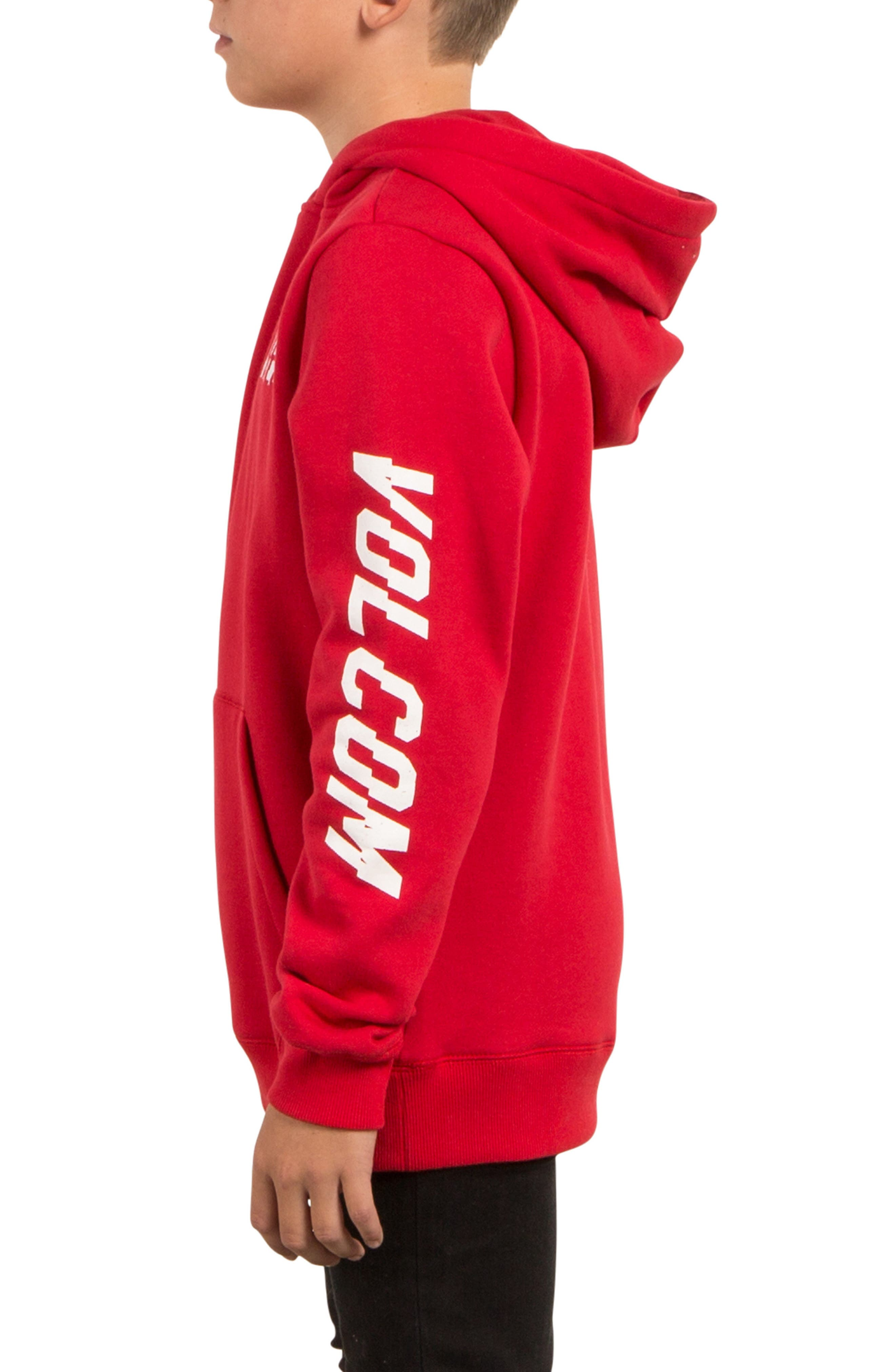 Supply Stone Graphic Pullover Hoodie,                             Alternate thumbnail 12, color,