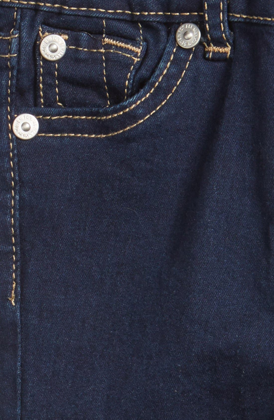 Skinny Fit Jeans,                             Alternate thumbnail 3, color,                             416