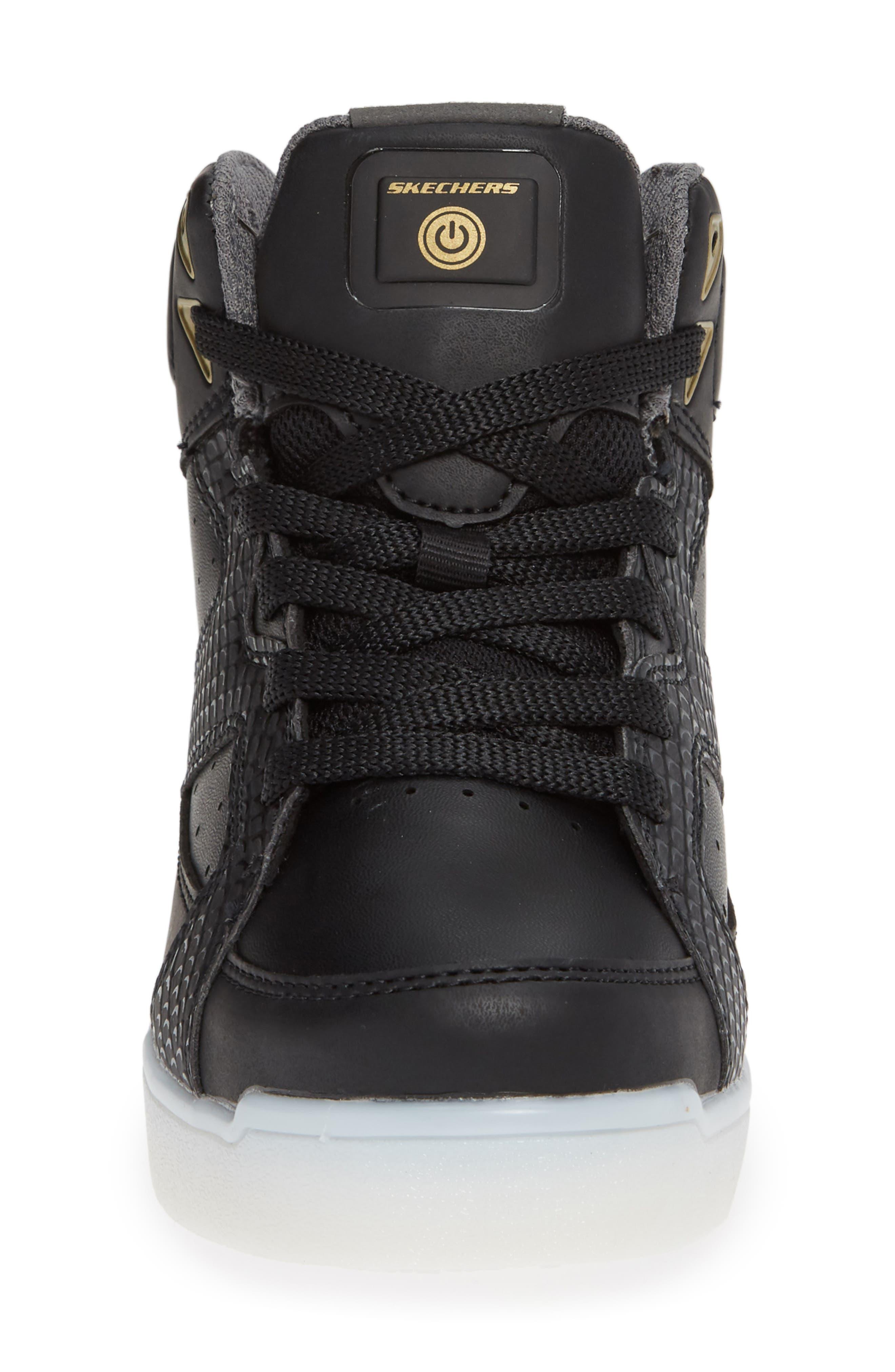 Energy Lights Pro Street Quest II Sneaker,                             Alternate thumbnail 4, color,                             017