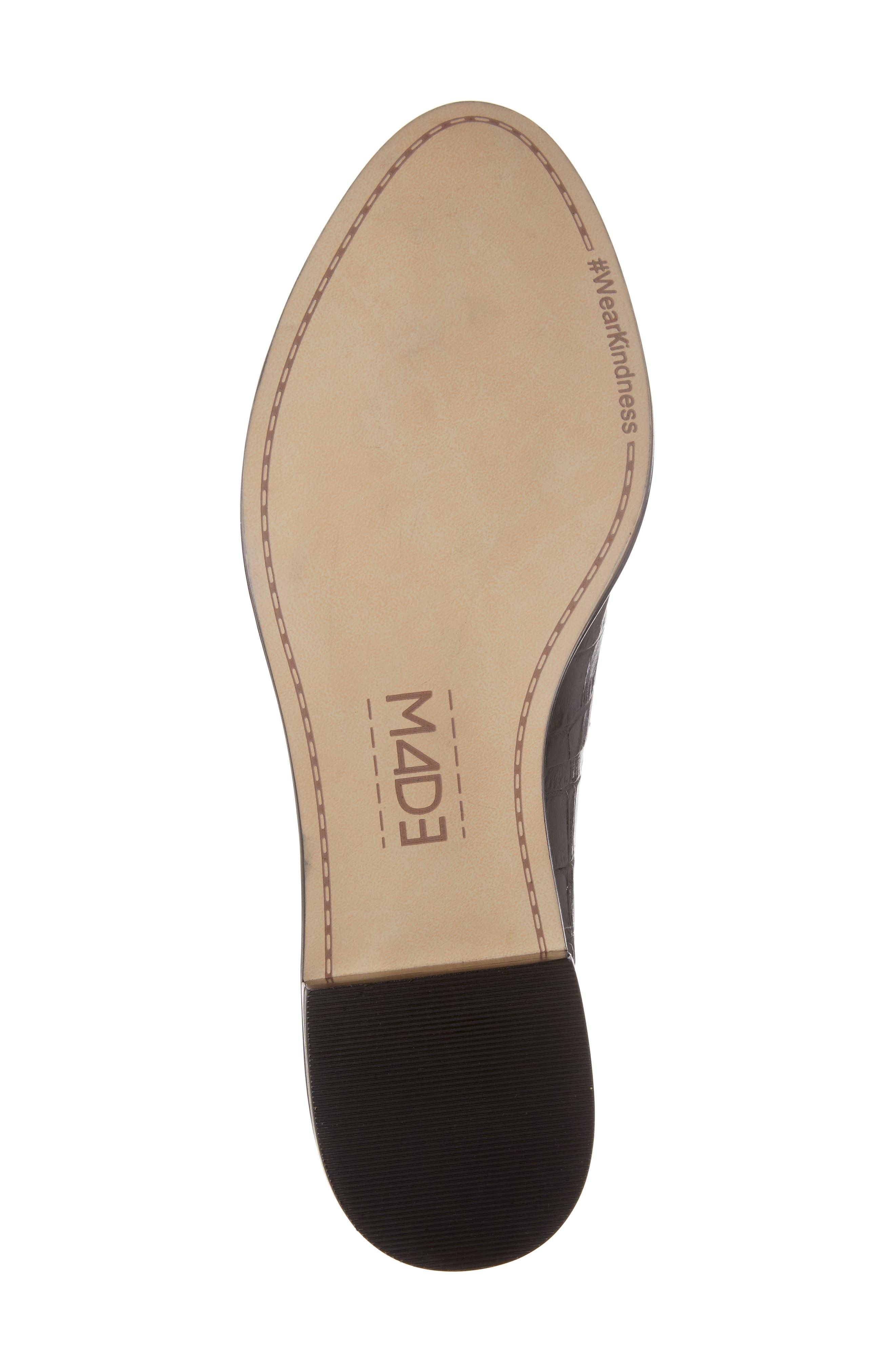 M4D3 'Ocean' Flat Loafer,                             Alternate thumbnail 28, color,