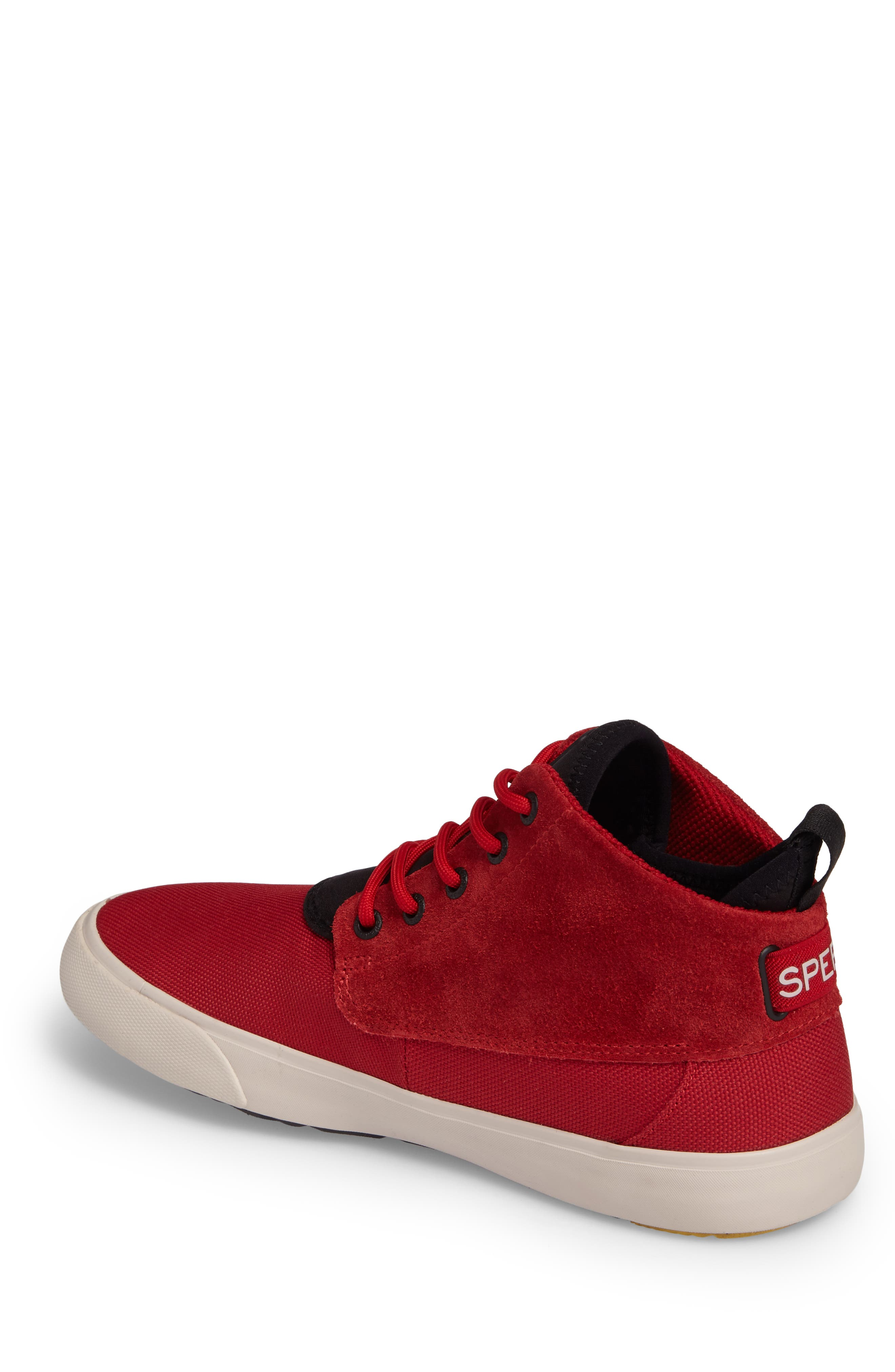 Cutwater Sneaker,                             Alternate thumbnail 2, color,                             RED