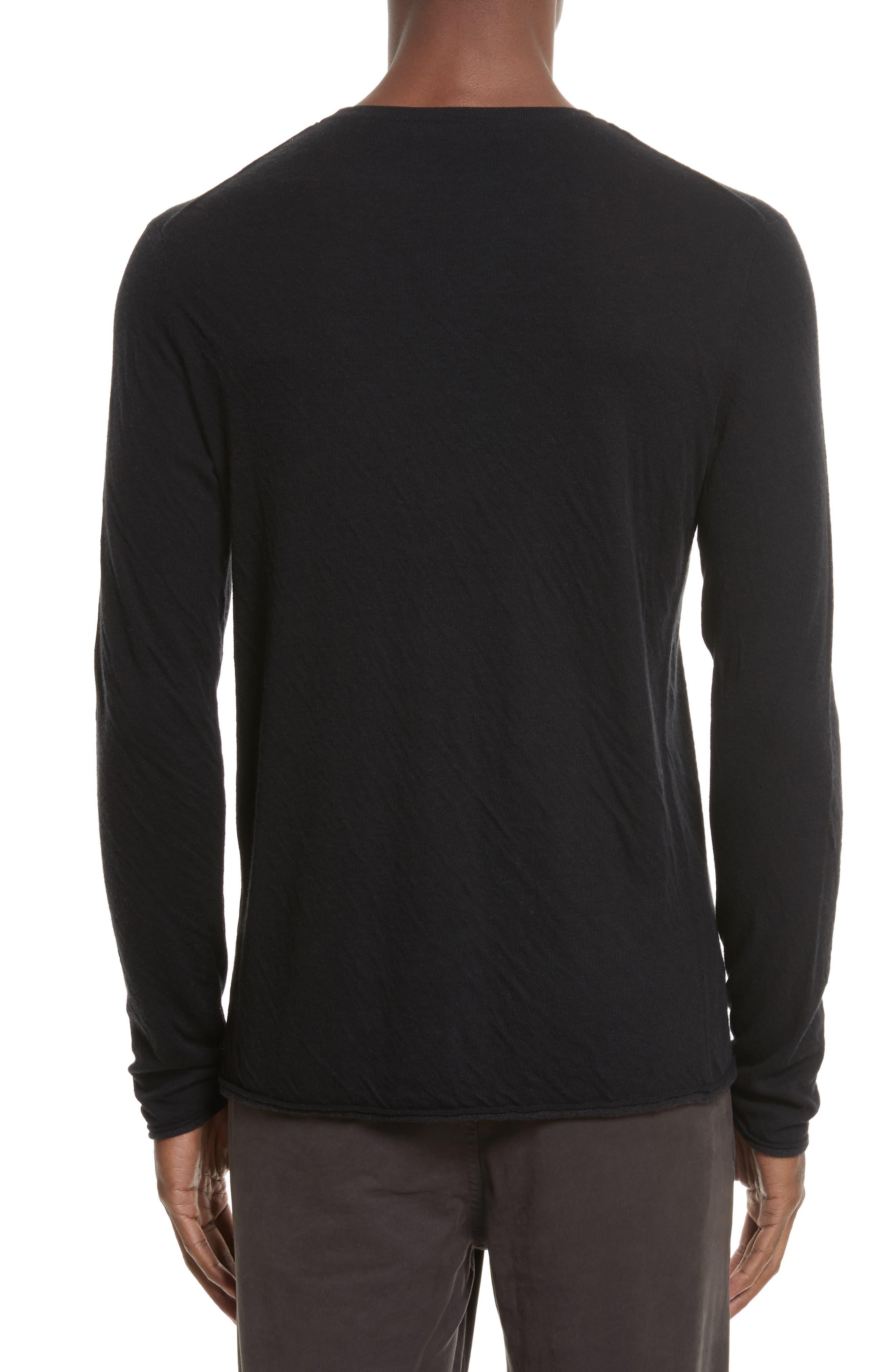 Tripp Crewneck Sweater,                             Alternate thumbnail 2, color,                             001