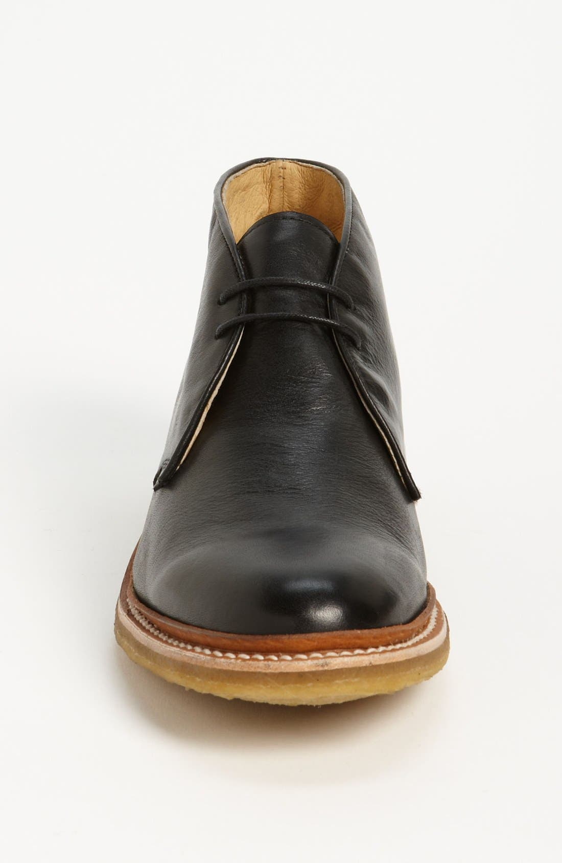 FRYE,                             'James' Chukka Boot,                             Alternate thumbnail 4, color,                             001