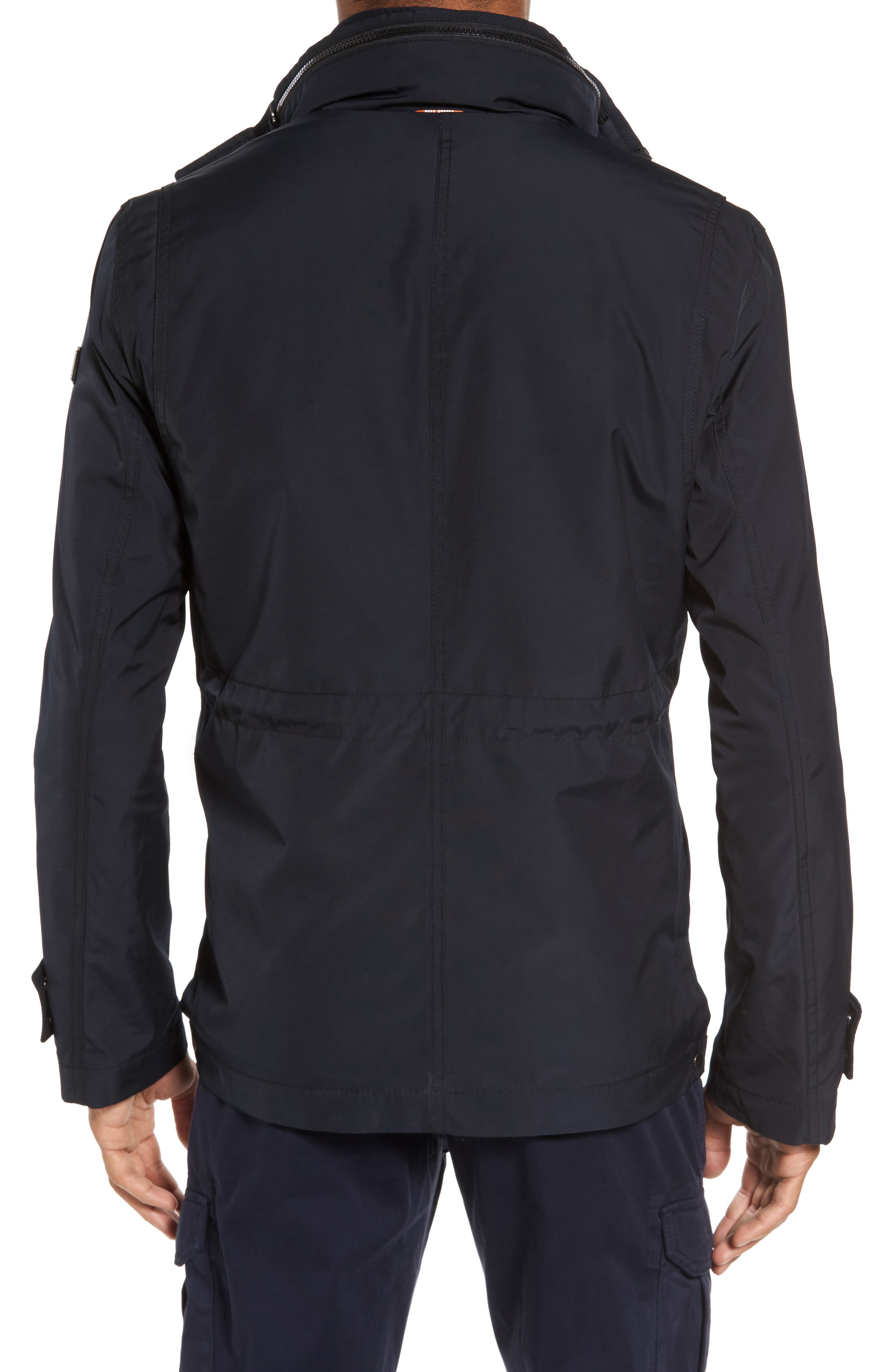 Onick Water Repellent 3-in-1 Field Jacket,                             Alternate thumbnail 2, color,                             001