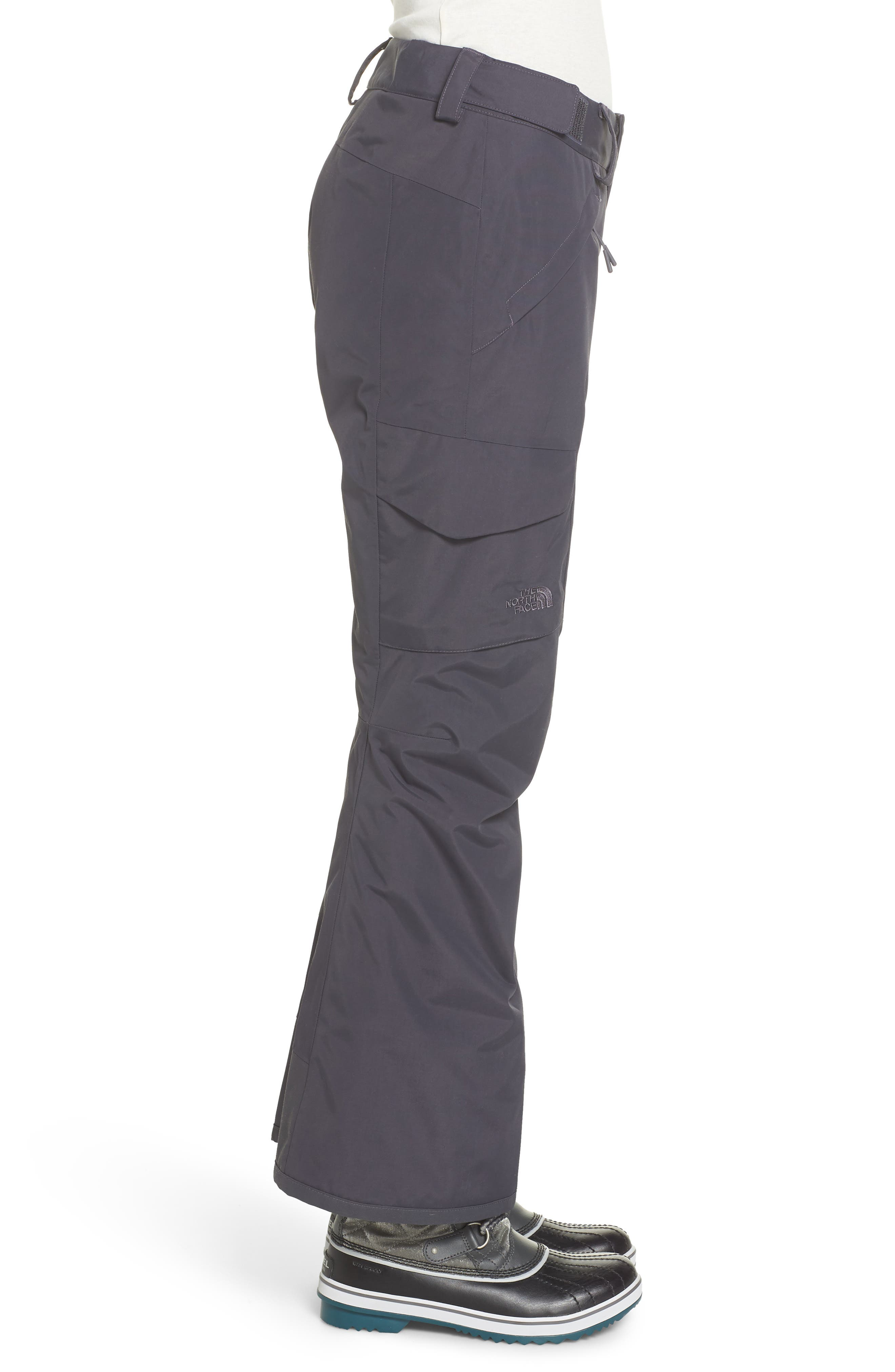 Freedom Waterproof Insulated Pants,                             Alternate thumbnail 3, color,                             PERISCOPE GREY