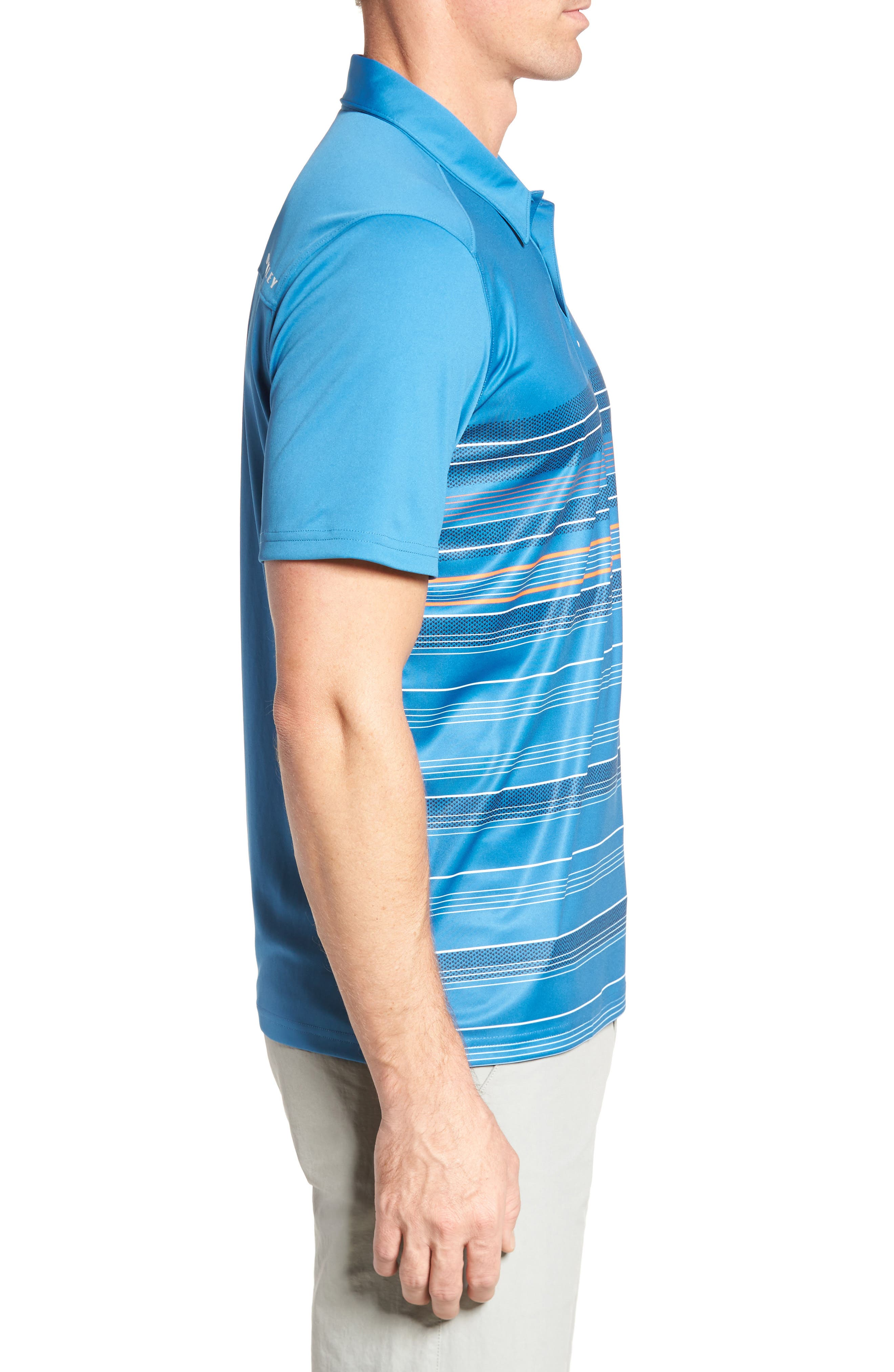 High Crest Polo Shirt,                             Alternate thumbnail 12, color,