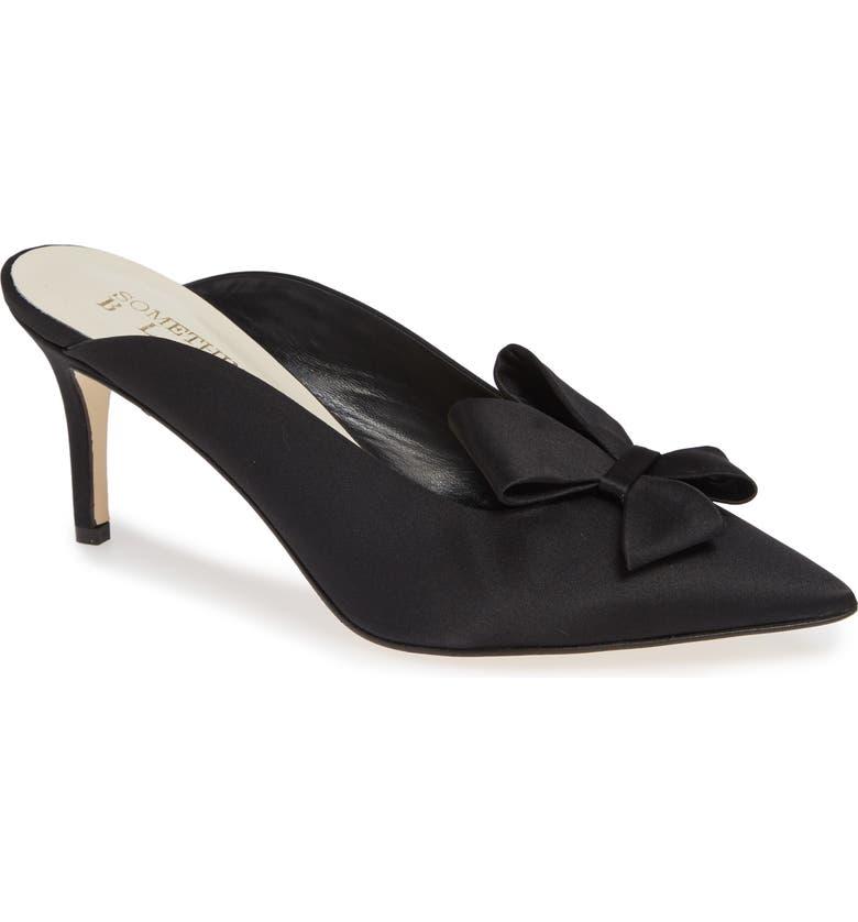 Online Purchase Something Bleu Etu Bow Mule (Women) Best Choices