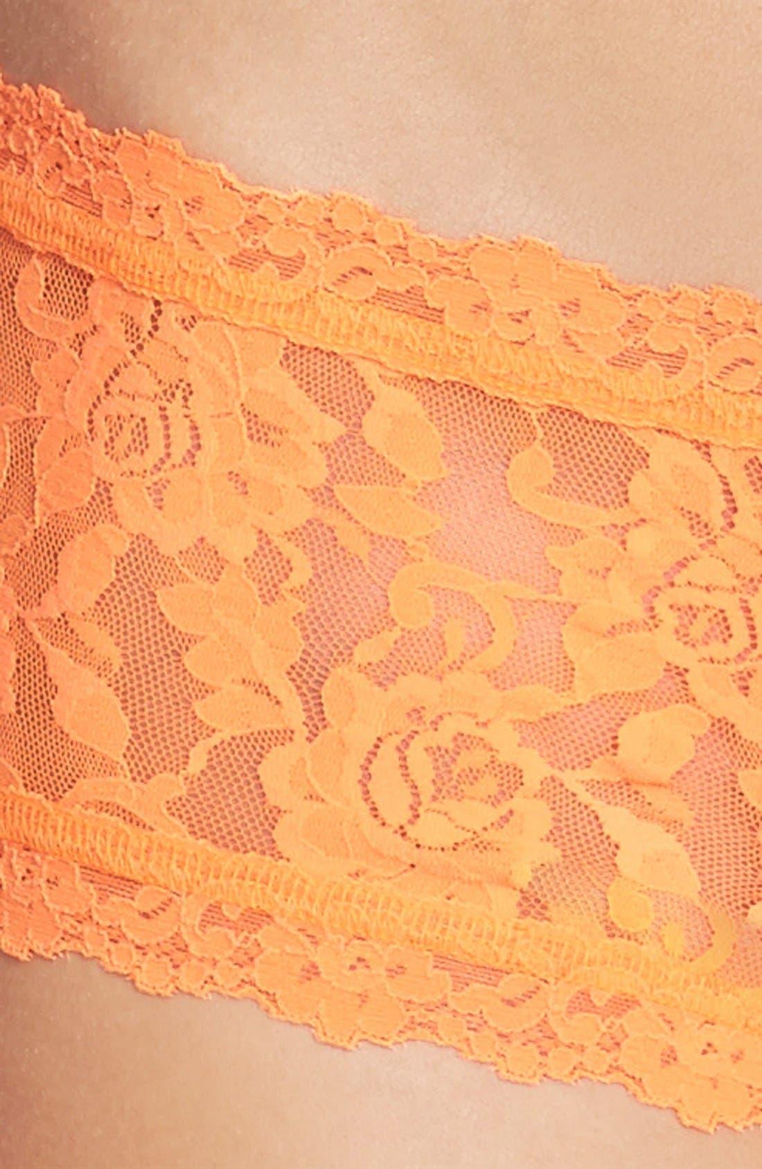 'Signature Lace' Boyshorts,                             Alternate thumbnail 260, color,