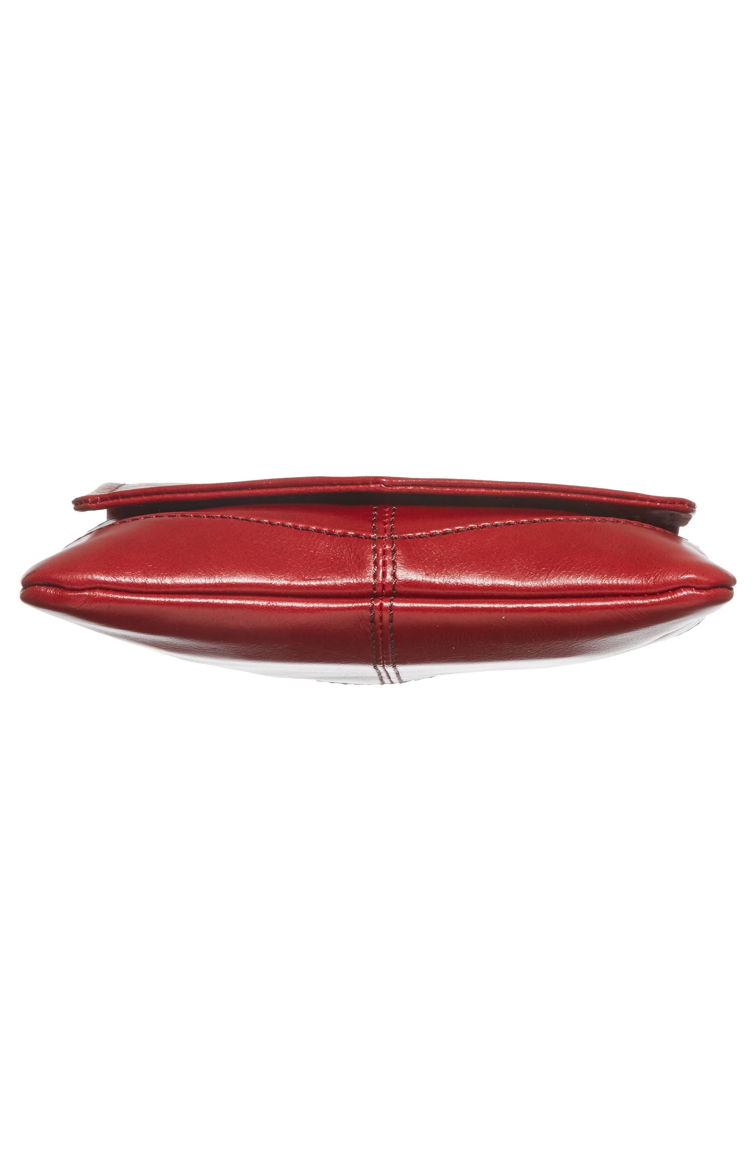Amble Leather Crossbody Bag,                             Alternate thumbnail 62, color,
