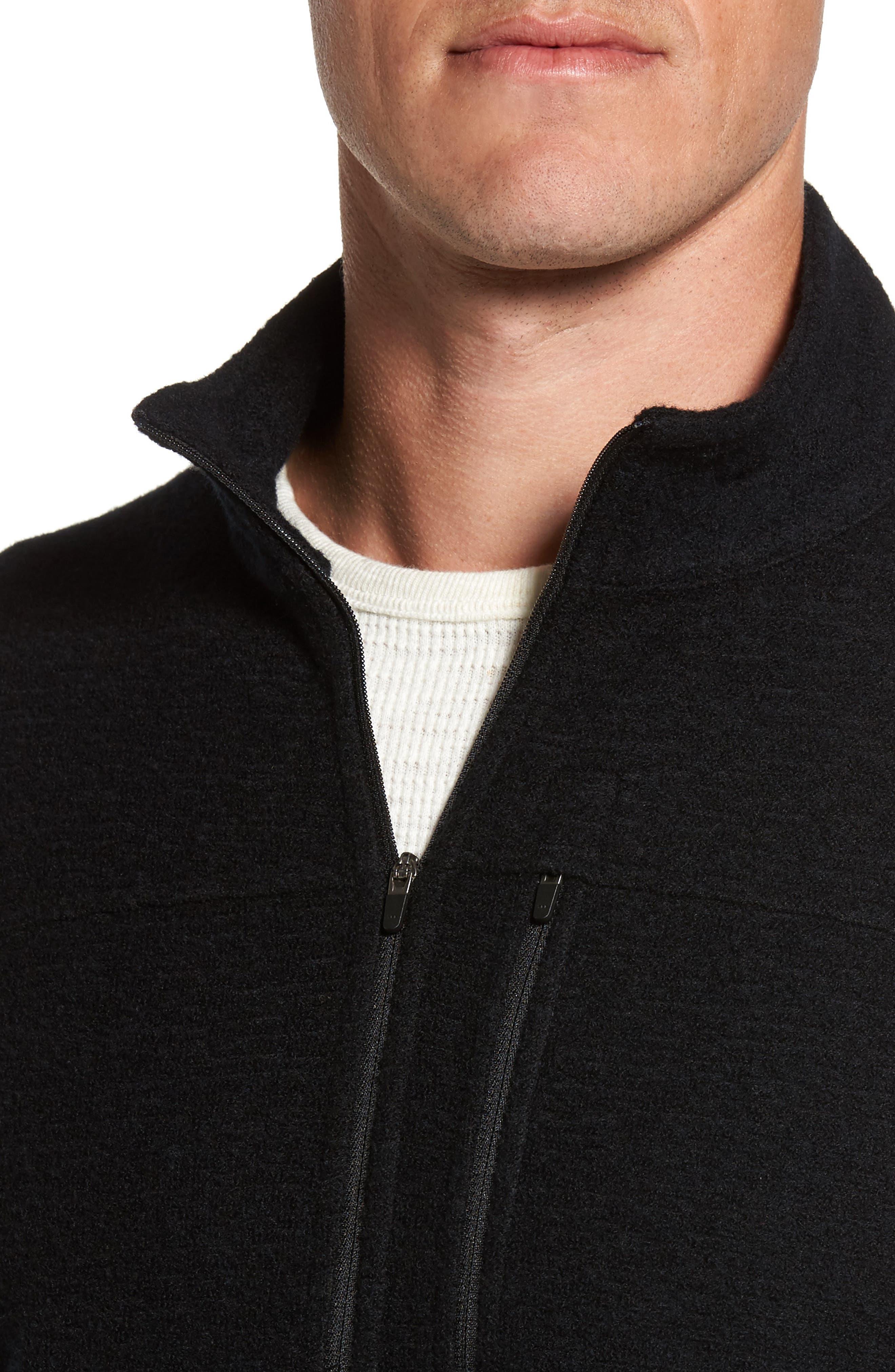 Scout Jura Merino Wool Blend Quarter Zip Pullover,                             Alternate thumbnail 16, color,