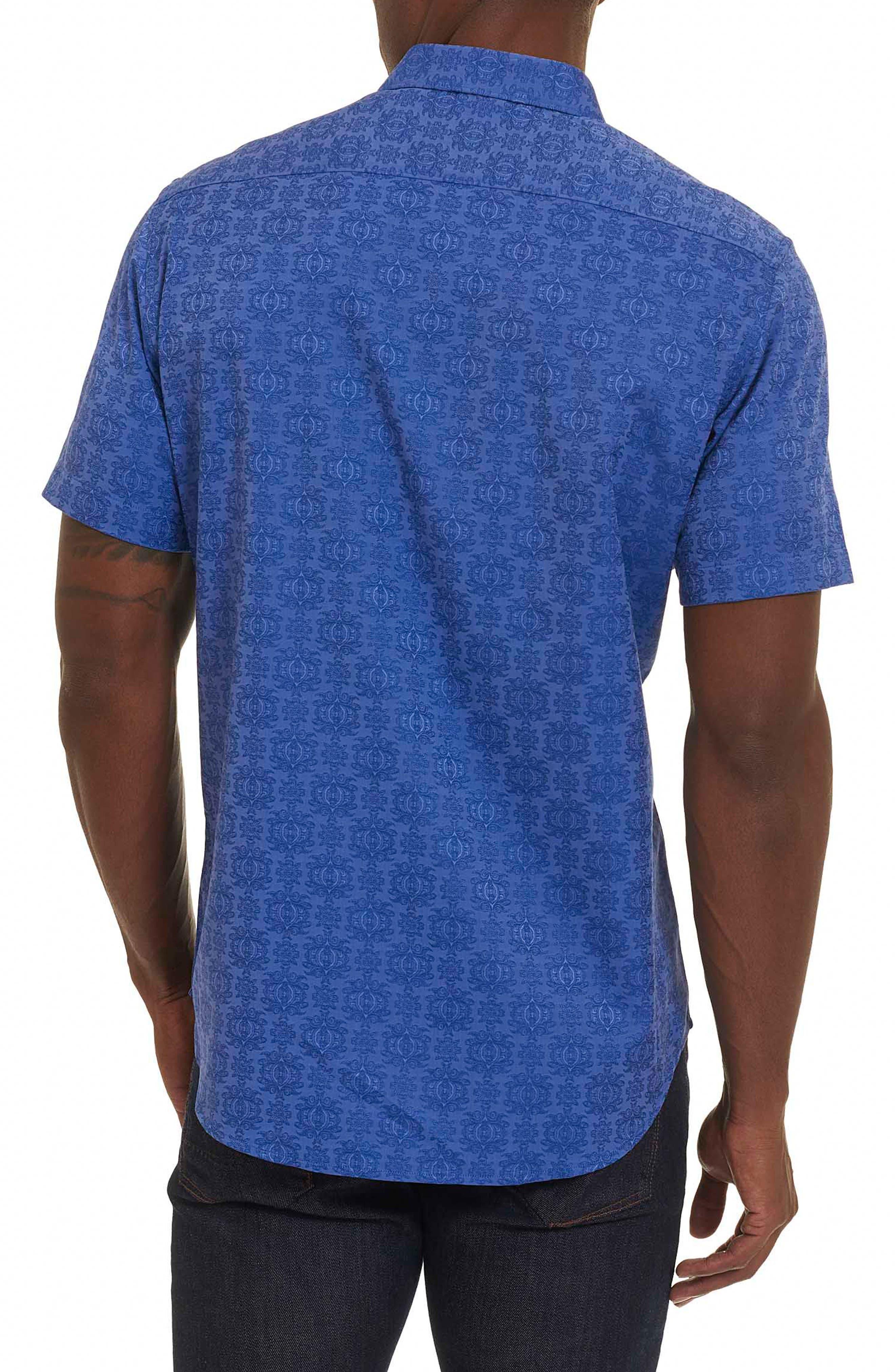 Cullen Regular Fit Sport Shirt,                             Alternate thumbnail 10, color,