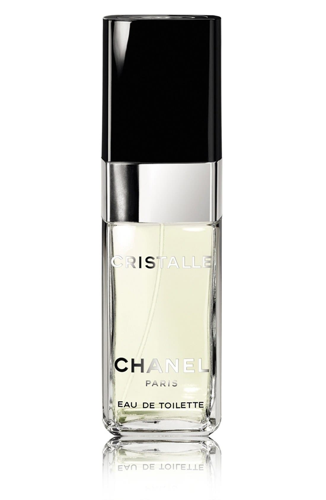 CRISTALLE<br />Eau de Toilette Spray,                             Main thumbnail 1, color,                             NO COLOR