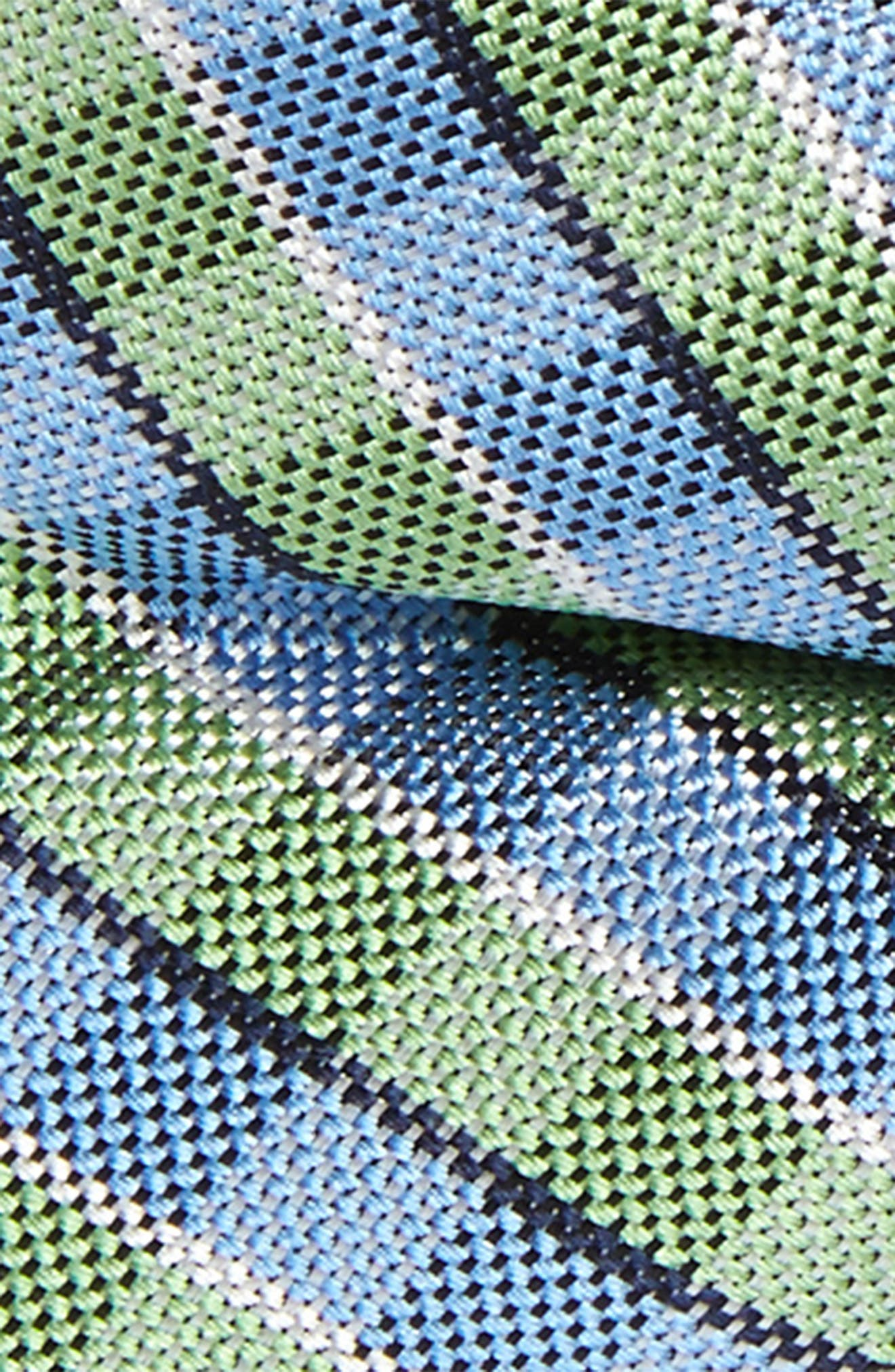 Circus Check Silk Bow Tie,                             Alternate thumbnail 2, color,                             300