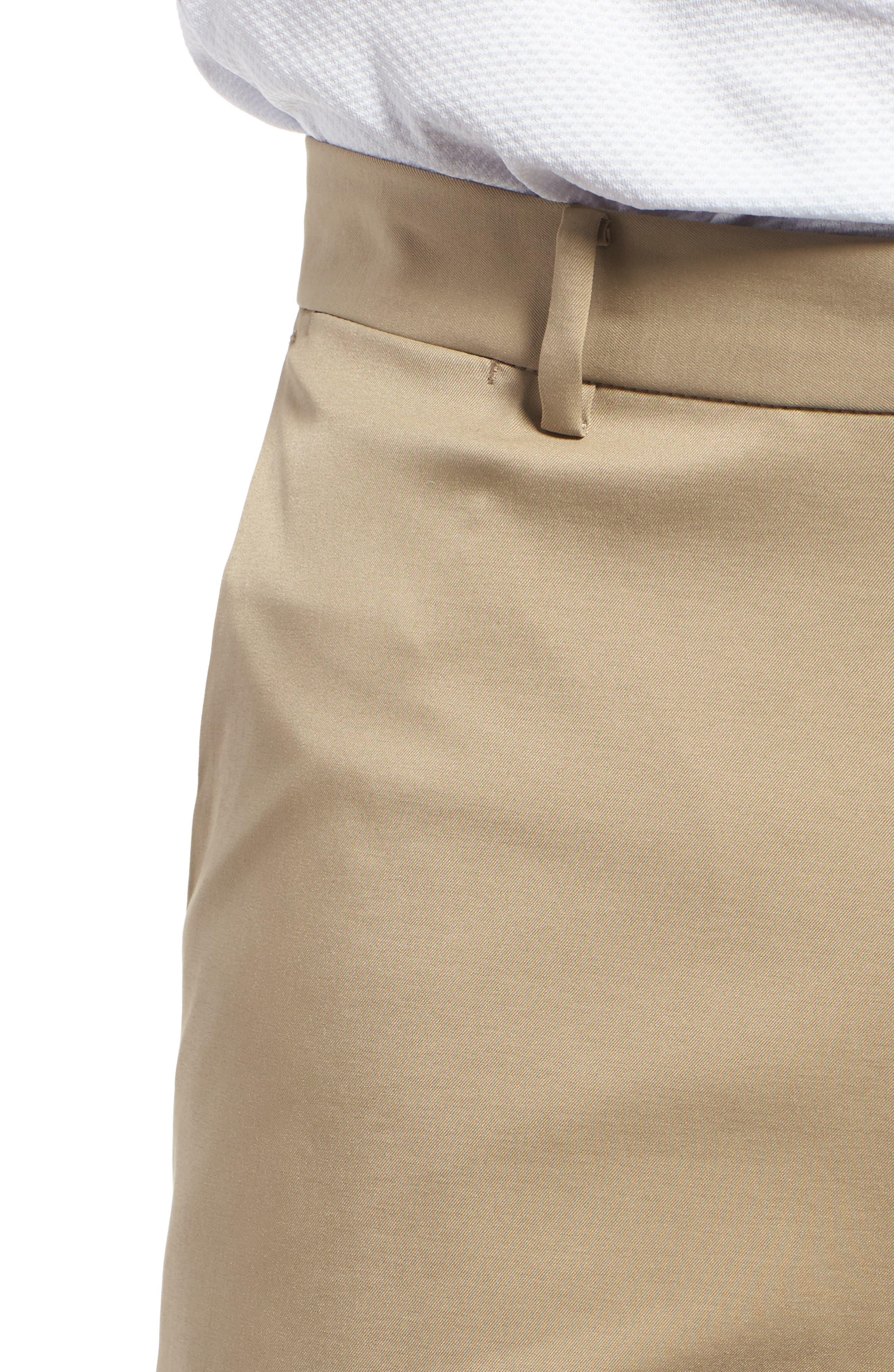 Flat Front Golf Shorts,                             Alternate thumbnail 33, color,