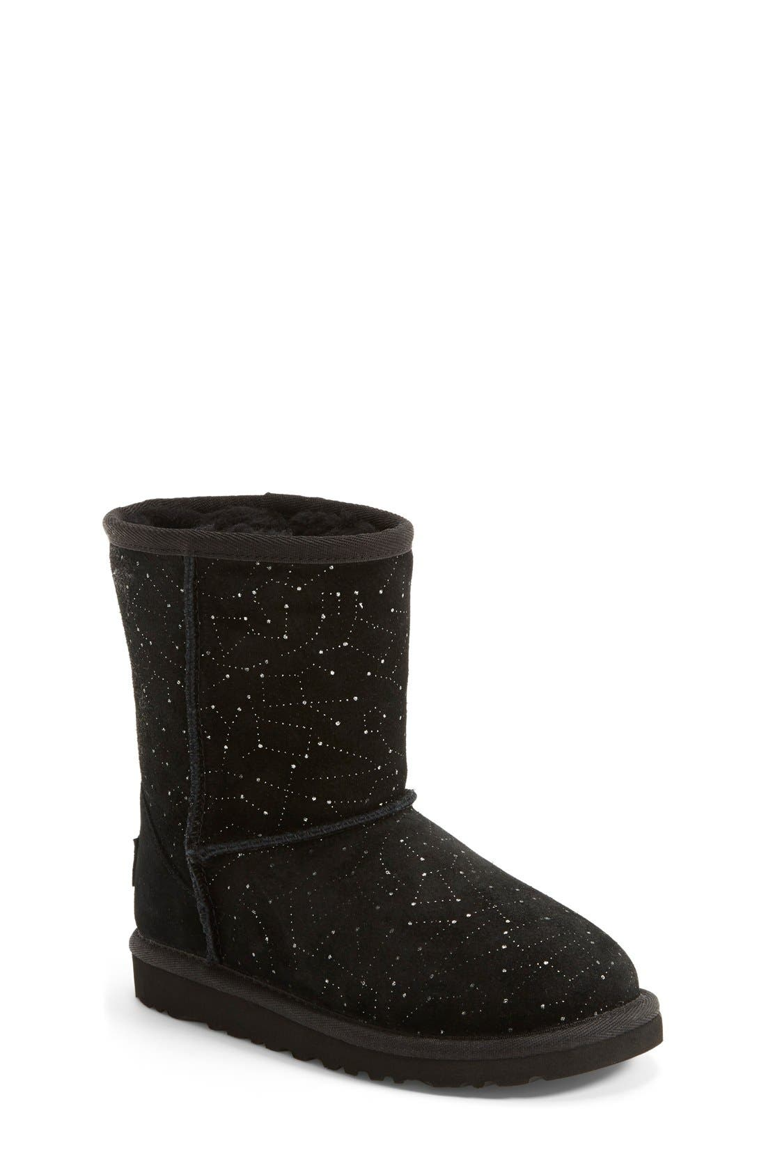 'Classic Short - Constellation' Boot, Main, color, 001