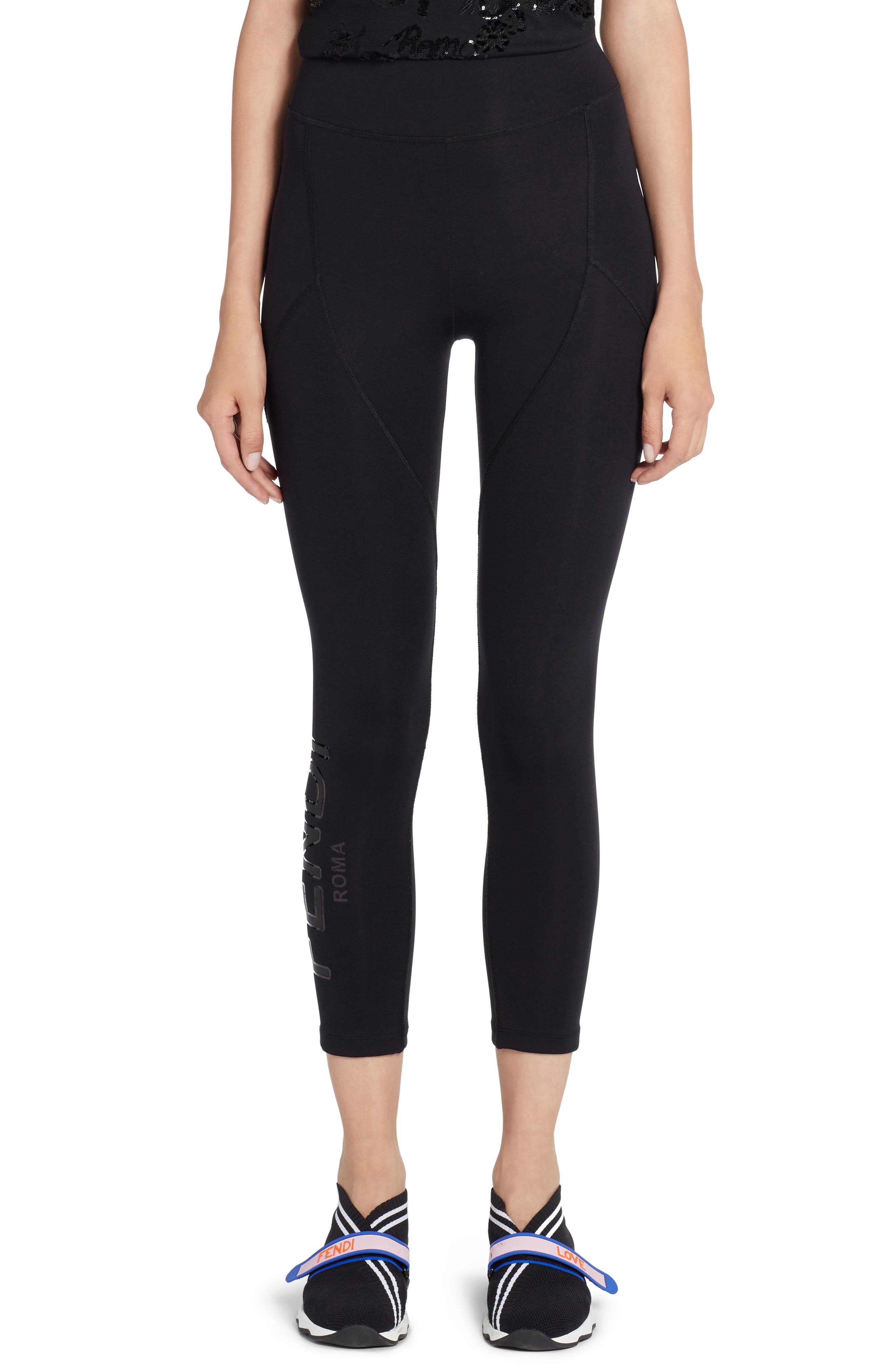 Roma Yoga Pants,                         Main,                         color,