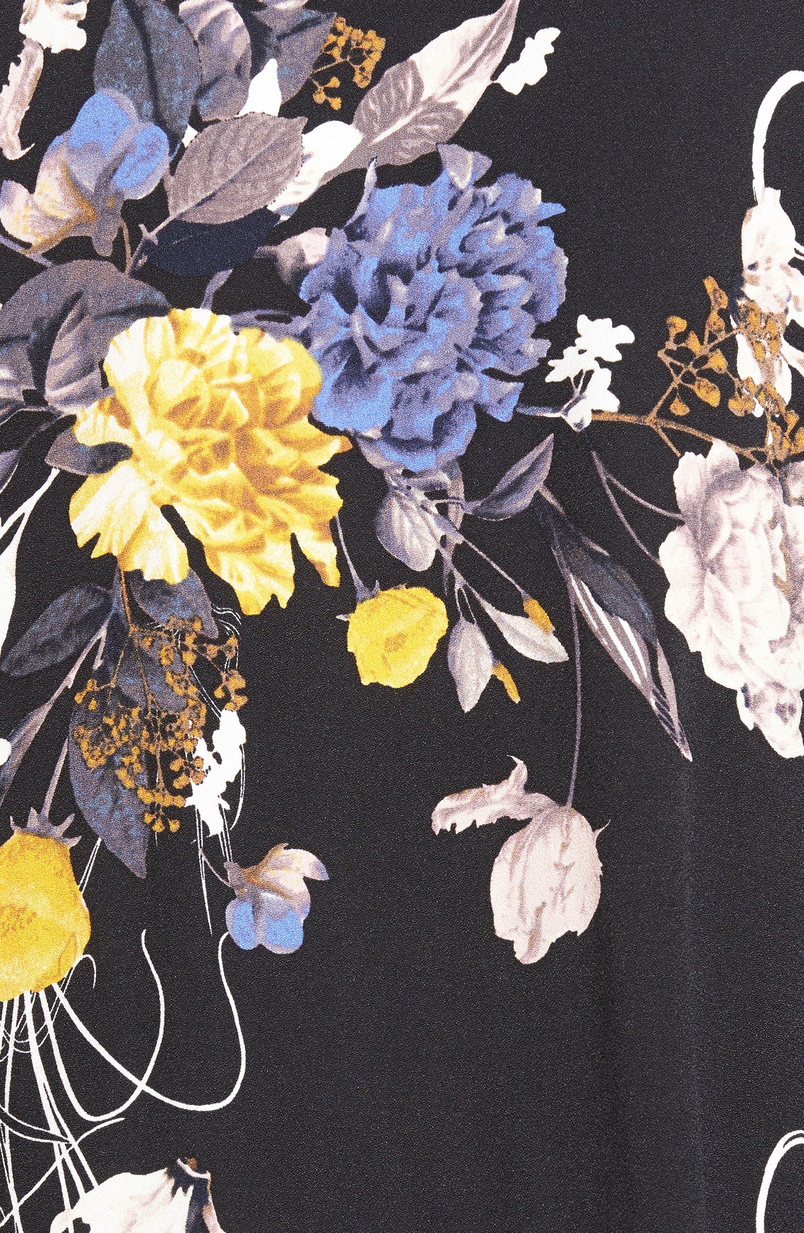 Open Kimono,                             Alternate thumbnail 5, color,                             001