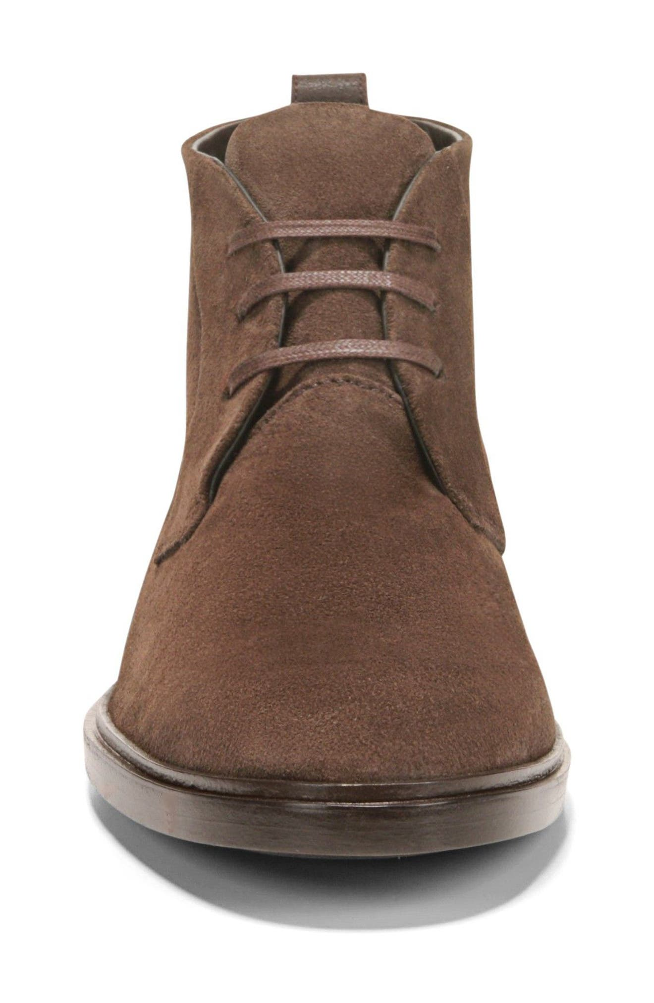 Brunswick Chukka Boot,                             Alternate thumbnail 4, color,                             COFFEE