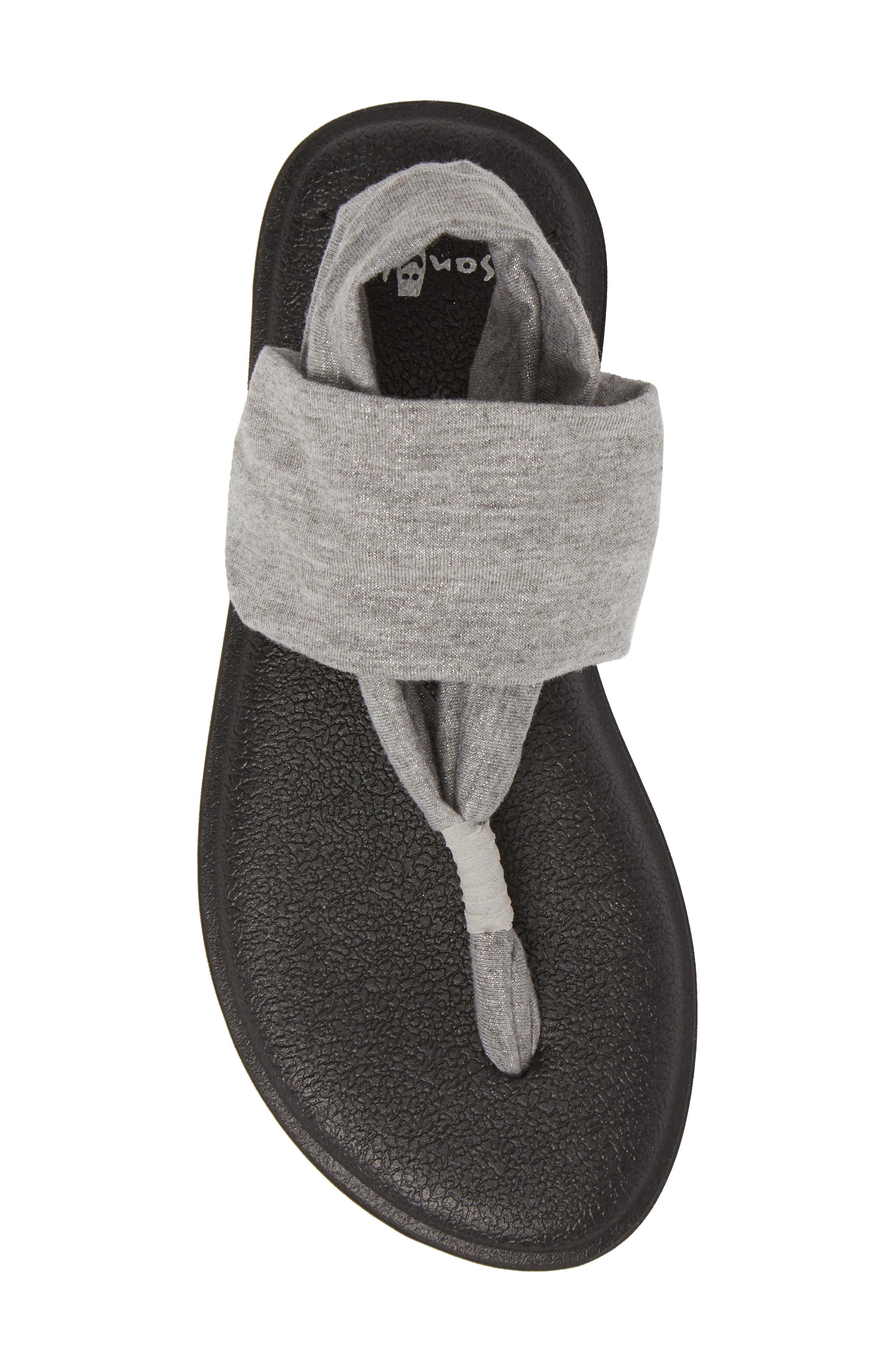 'Yoga Sling Bling' Sandal,                             Alternate thumbnail 5, color,                             042