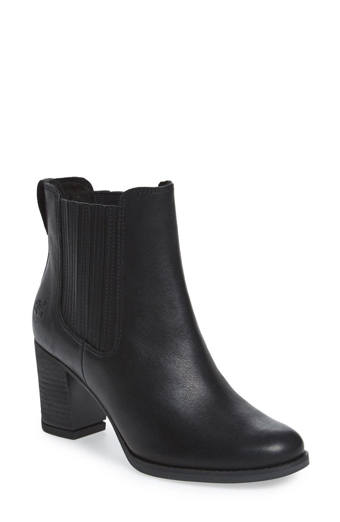 'Atlantic Heights' Chelsea Boot,                             Main thumbnail 1, color,                             001