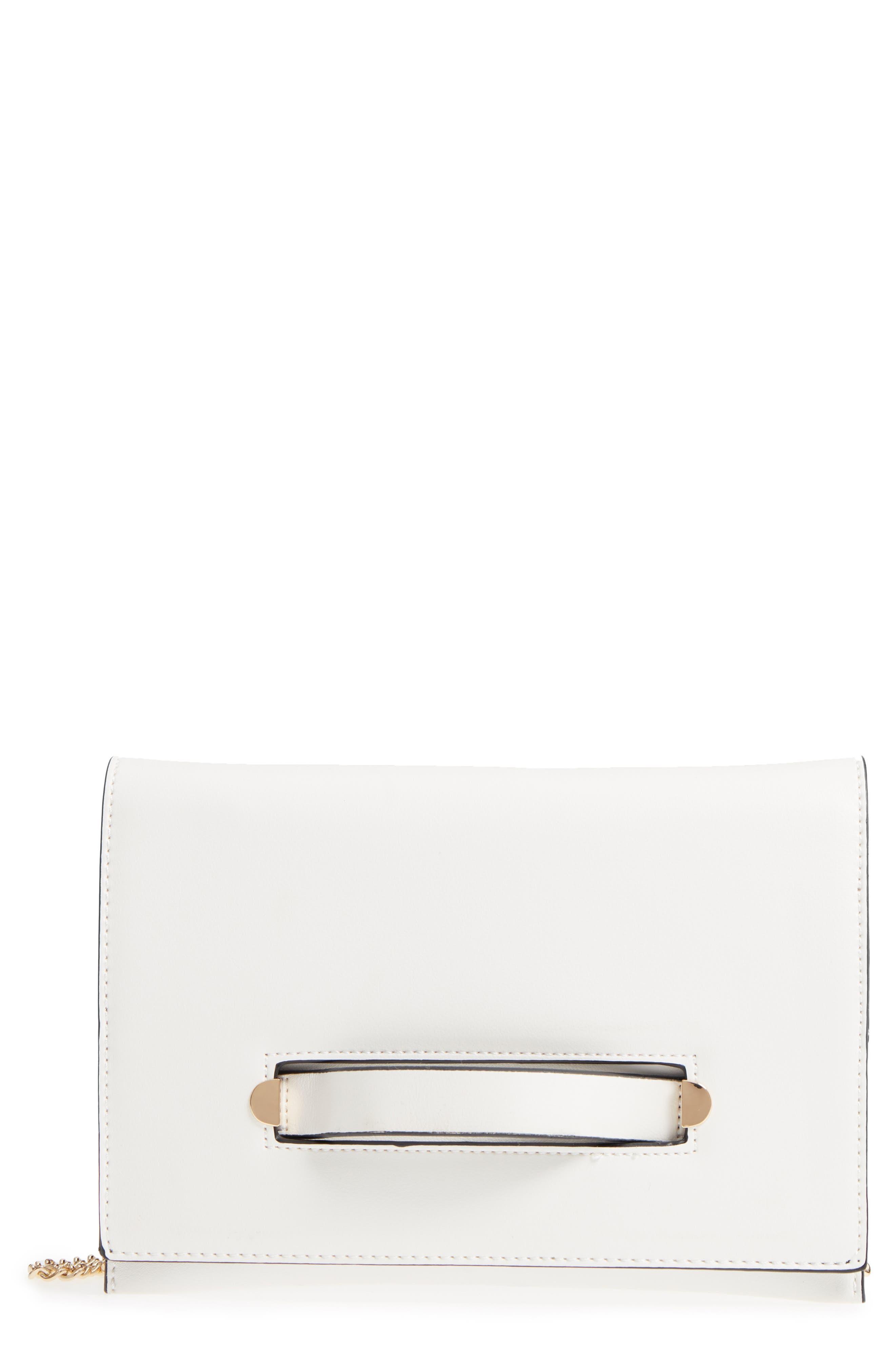Brogan Tab Chain Clutch Bag,                         Main,                         color, 100