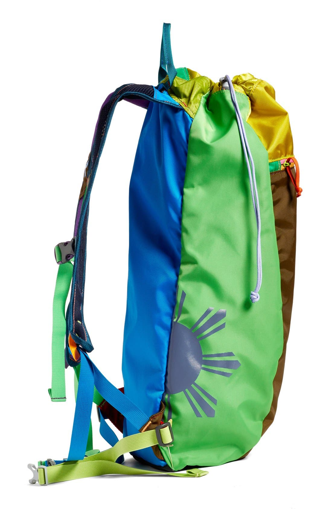 Luzon Del Dia One of a Kind Ripstop Nylon Daypack,                             Alternate thumbnail 3, color,