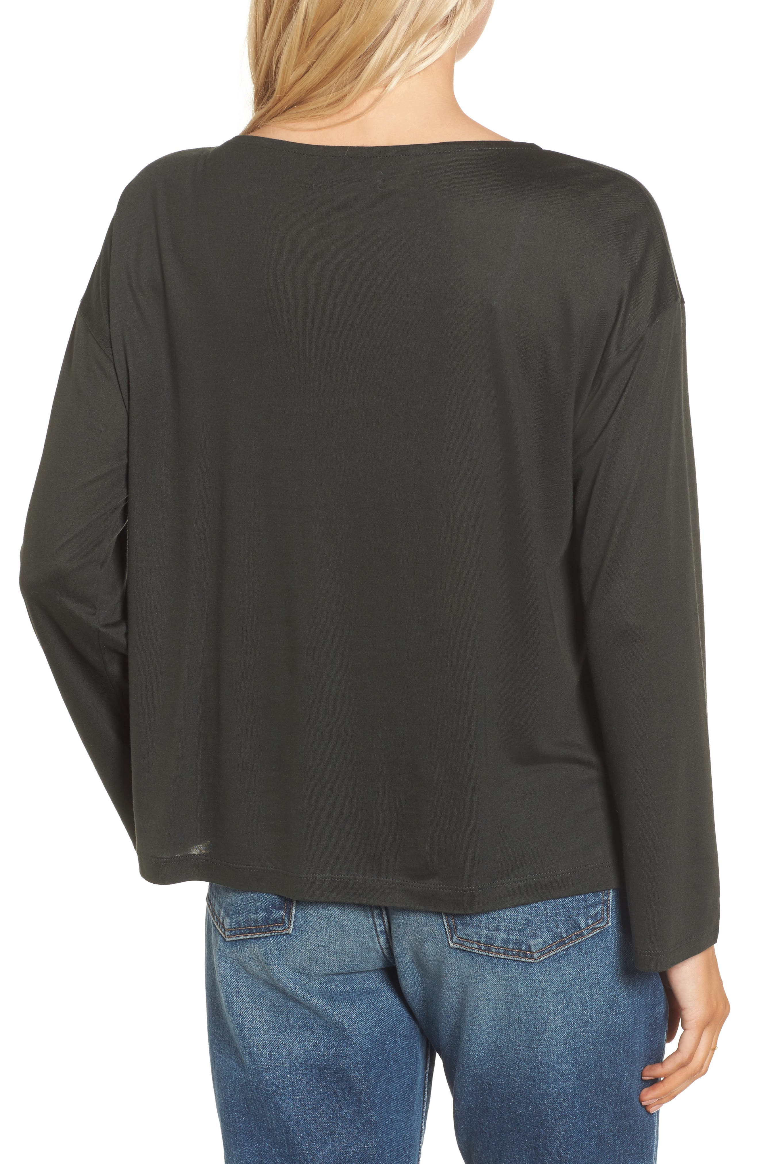 Libretto Wide Sleeve Top,                             Alternate thumbnail 8, color,