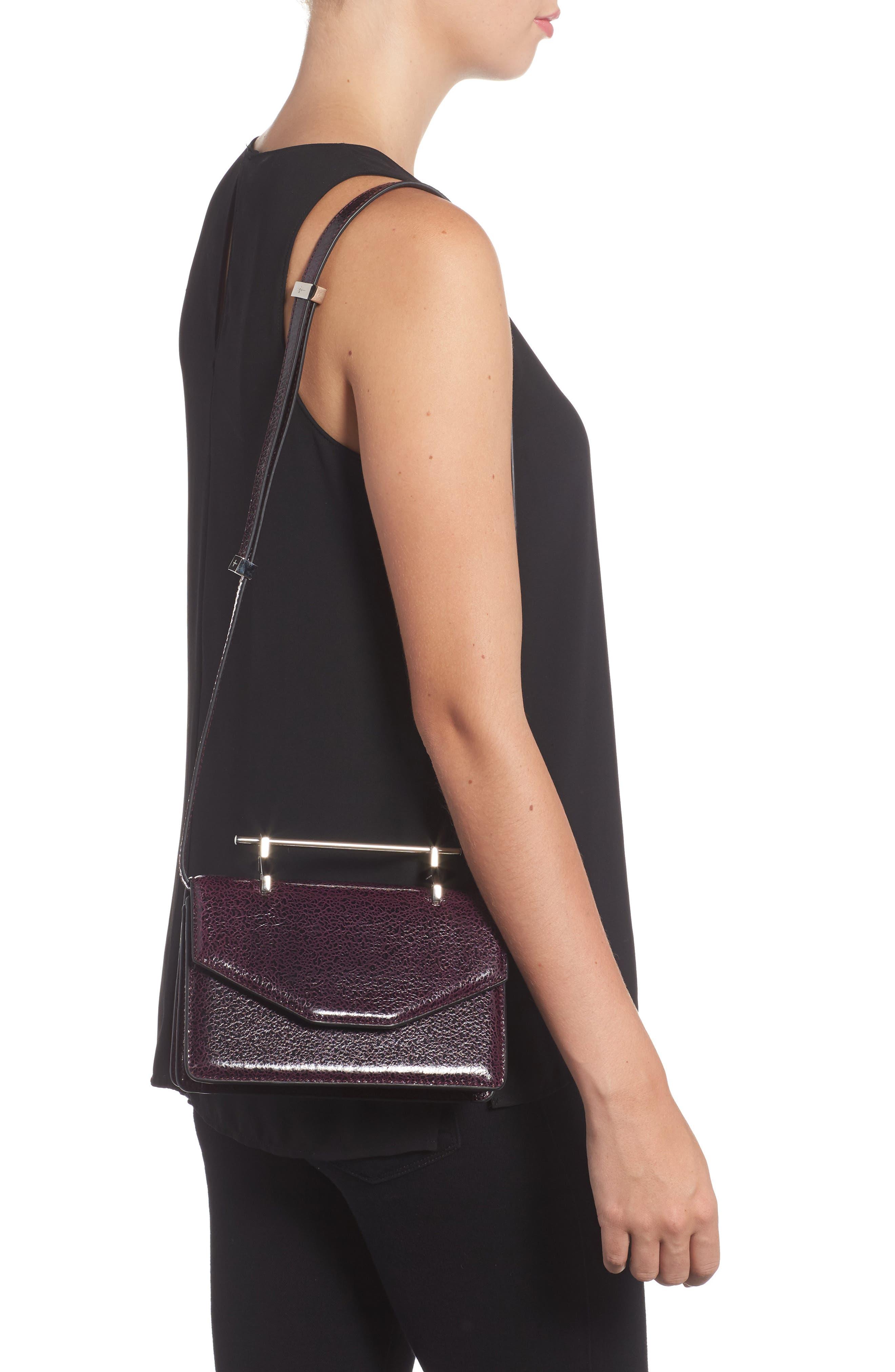 Indre Leather Shoulder Bag,                             Alternate thumbnail 2, color,                             930