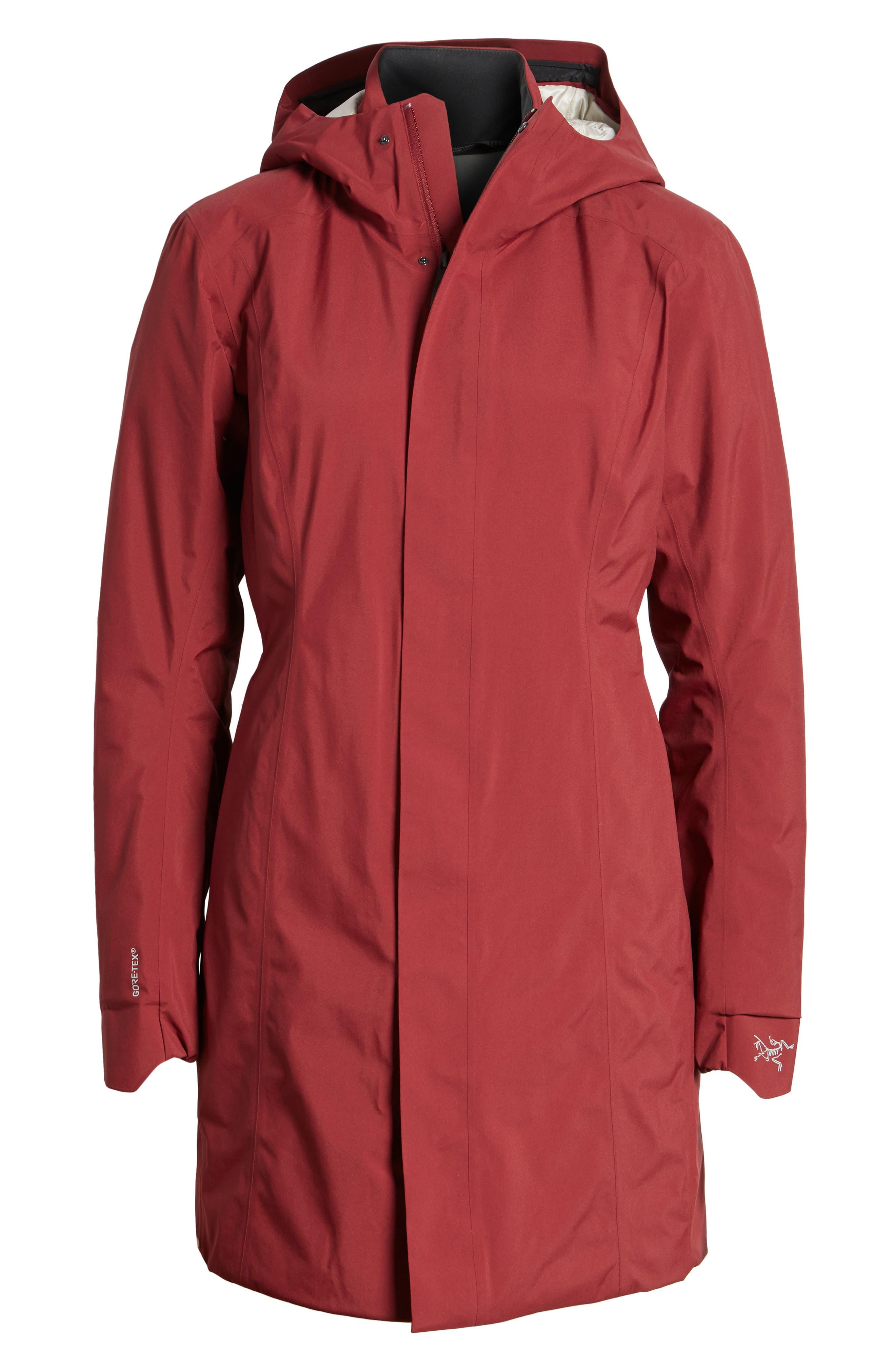 Durant Waterproof Hooded Jacket,                             Alternate thumbnail 5, color,                             600